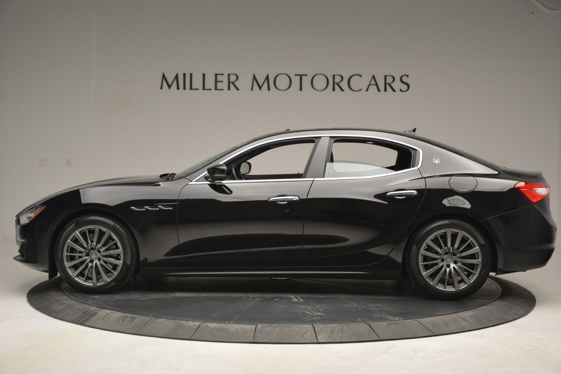 Used 2018 Maserati Ghibli S Q4 For Sale In Greenwich, CT. Alfa Romeo of Greenwich, 7481 2944_p4