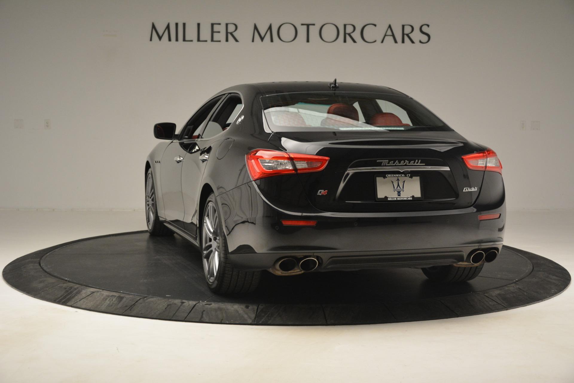 Used 2016 Maserati Ghibli S Q4 For Sale In Greenwich, CT. Alfa Romeo of Greenwich, 7478 2945_p7