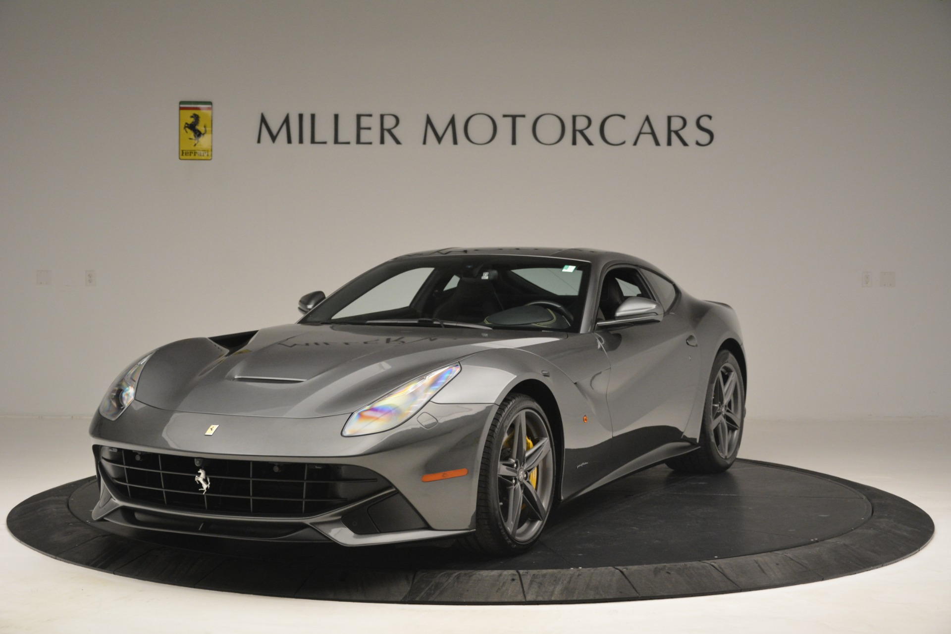 Used 2016 Ferrari F12 Berlinetta  For Sale In Greenwich, CT. Alfa Romeo of Greenwich, 4534