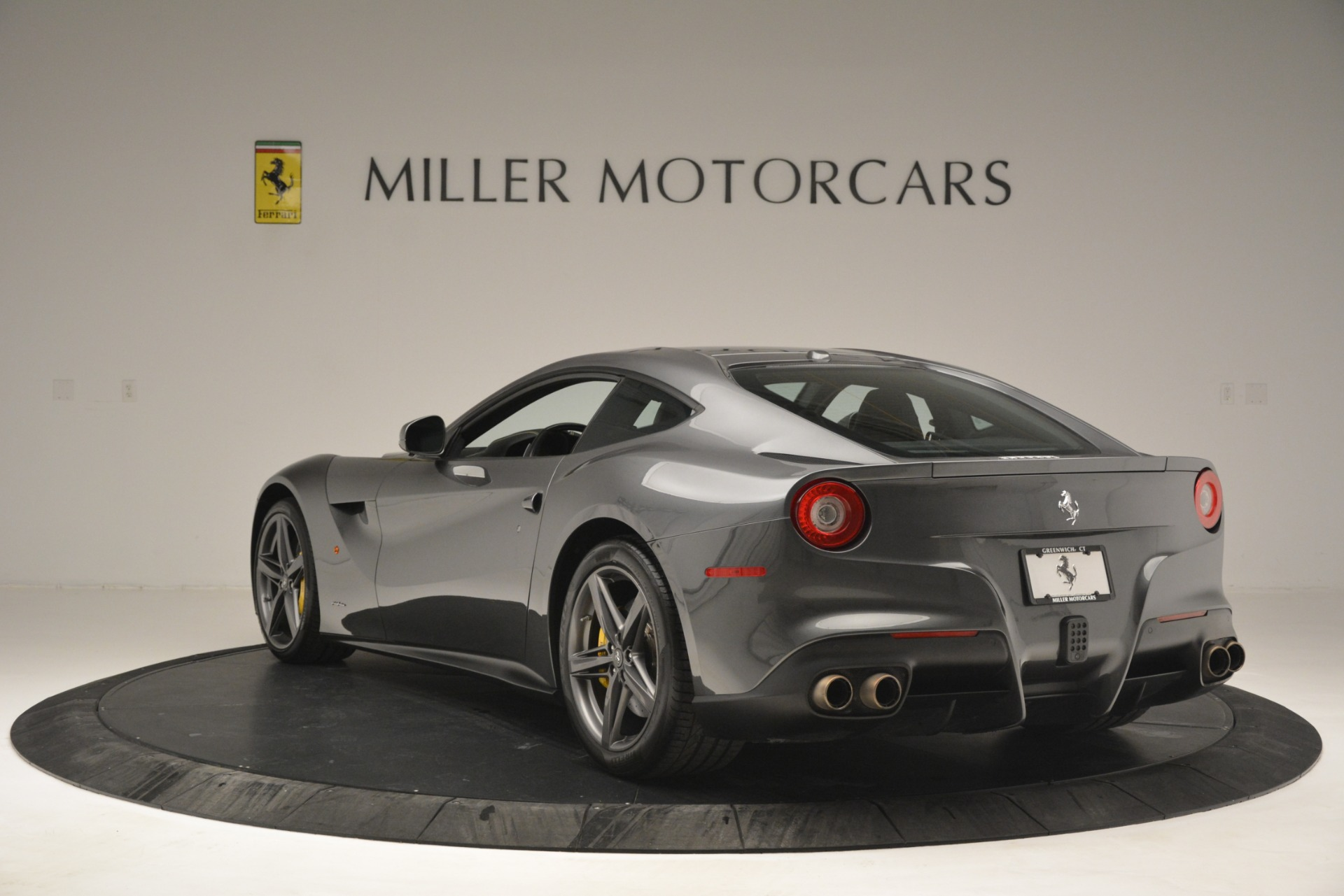 Used 2016 Ferrari F12 Berlinetta  For Sale In Greenwich, CT. Alfa Romeo of Greenwich, 4534 2946_p5