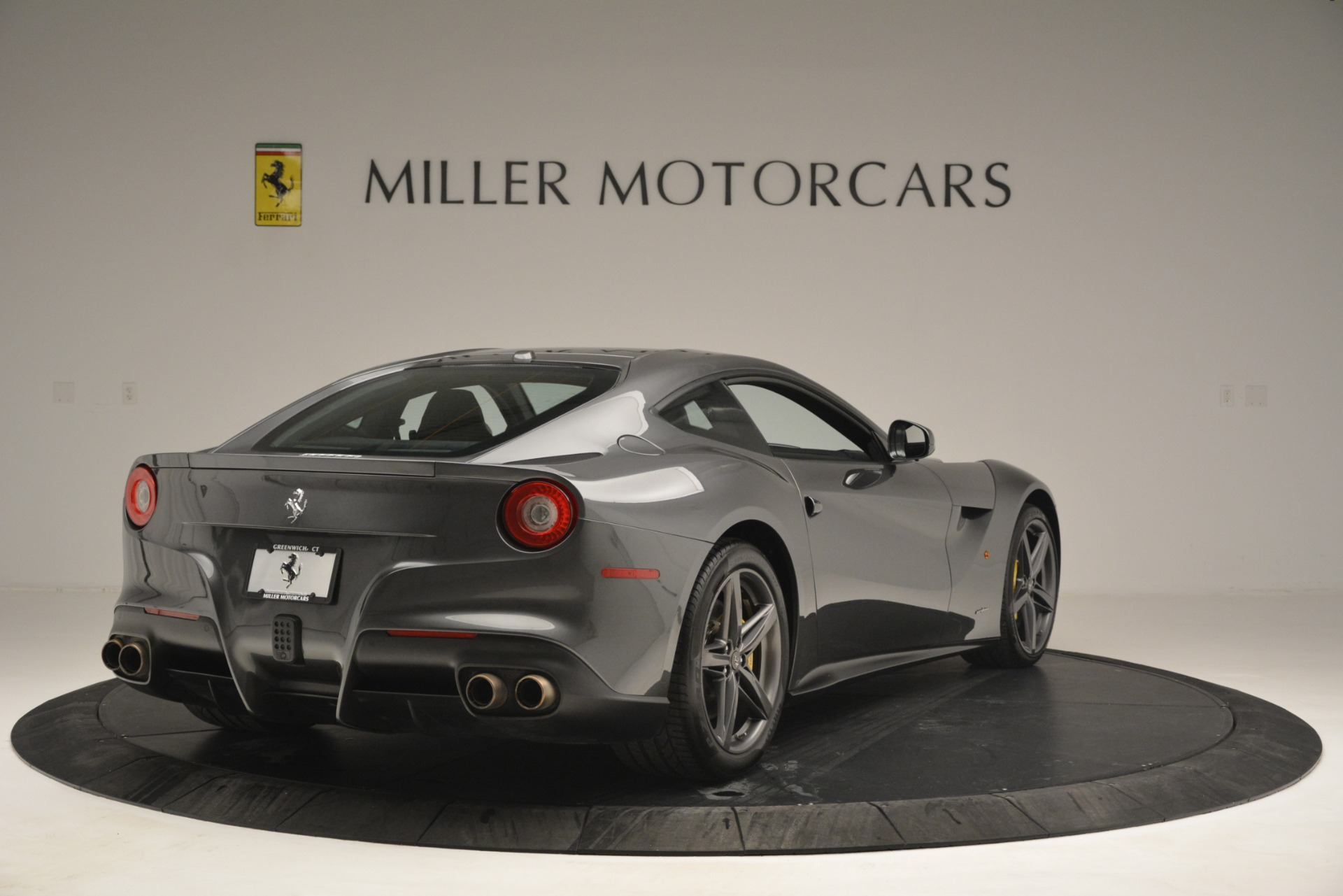 Used 2016 Ferrari F12 Berlinetta  For Sale In Greenwich, CT. Alfa Romeo of Greenwich, 4534 2946_p7