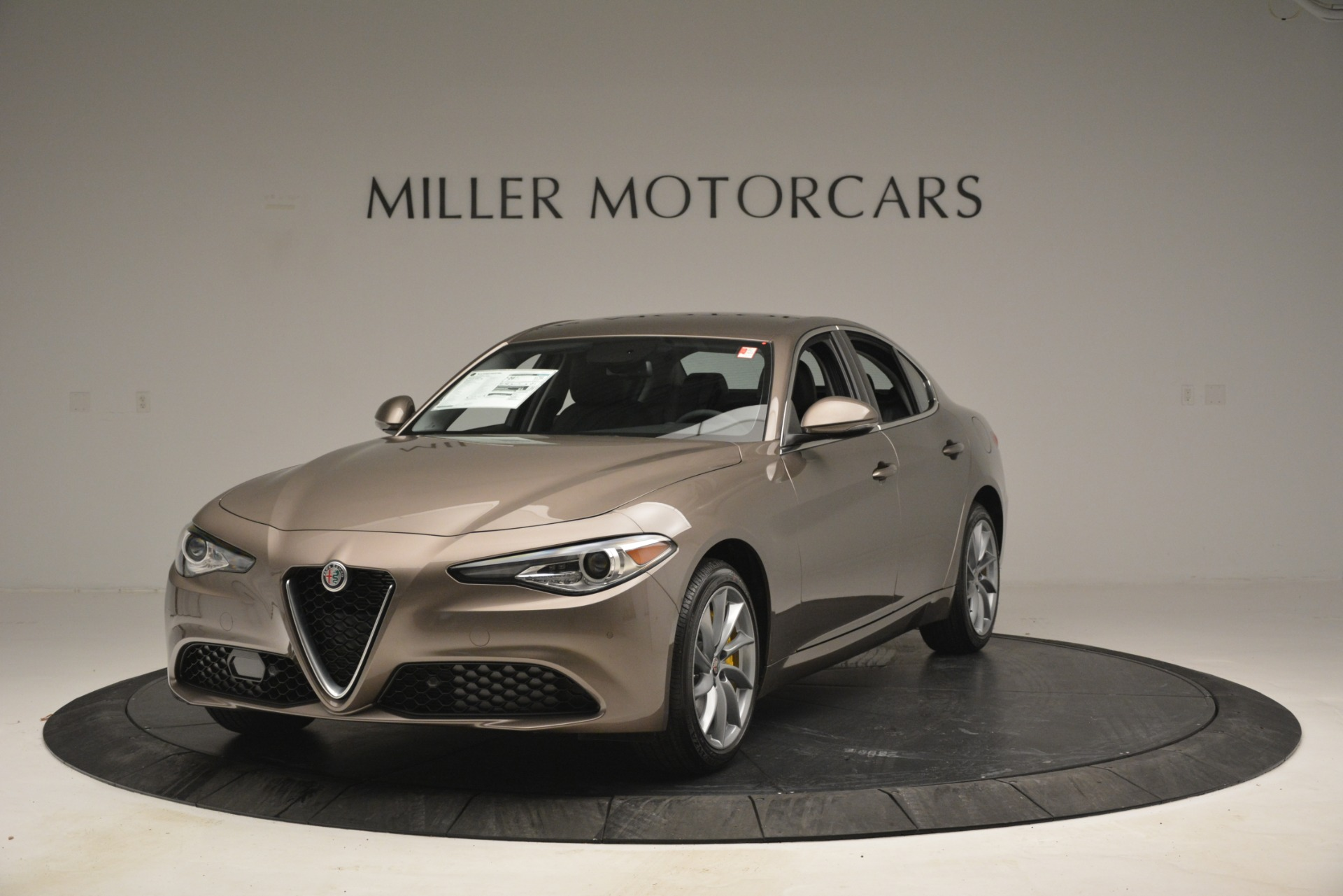 New 2019 Alfa Romeo Giulia Q4 For Sale In Greenwich, CT. Alfa Romeo of Greenwich, L576