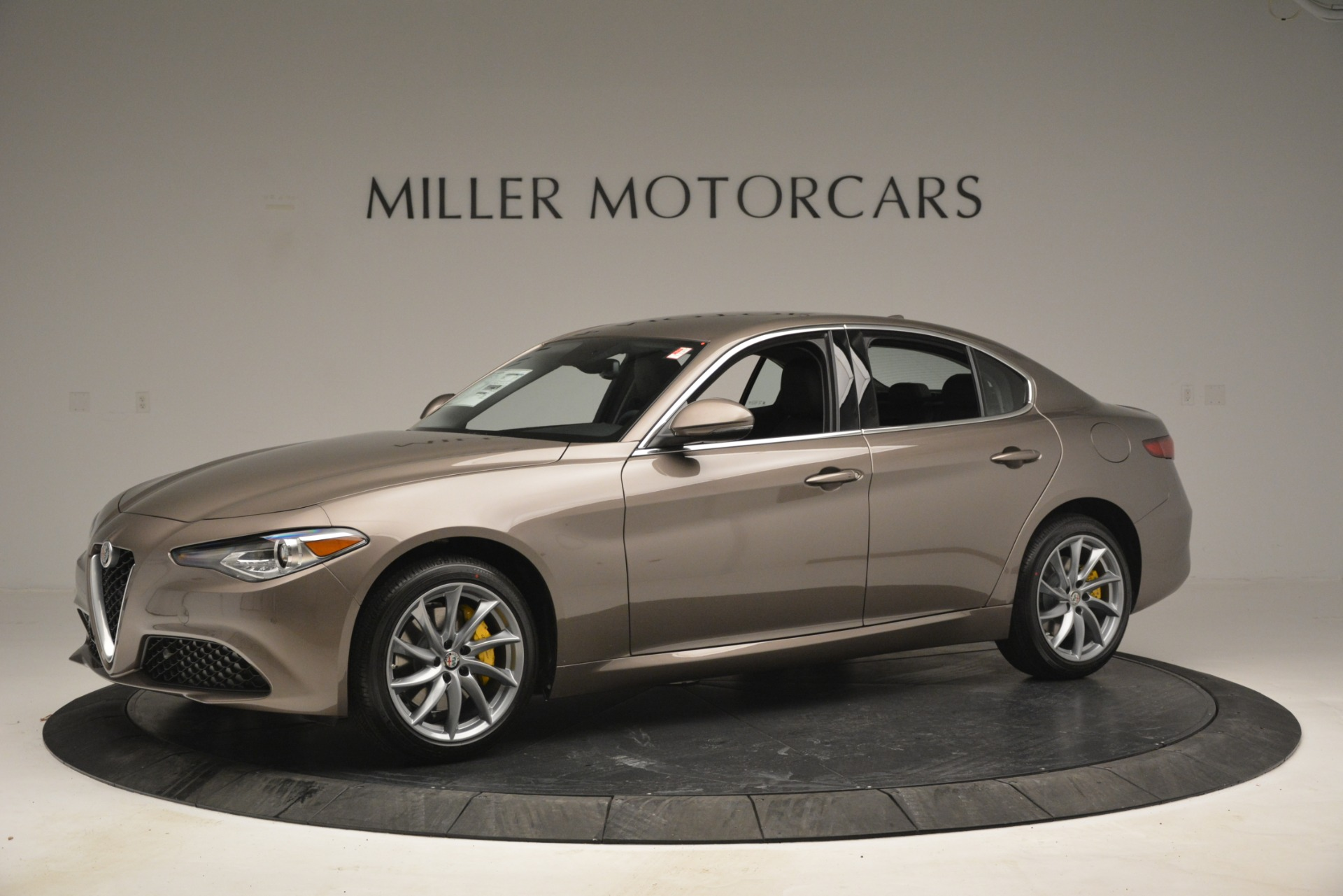 New 2019 Alfa Romeo Giulia Q4 For Sale In Greenwich, CT. Alfa Romeo of Greenwich, L576 2947_p2
