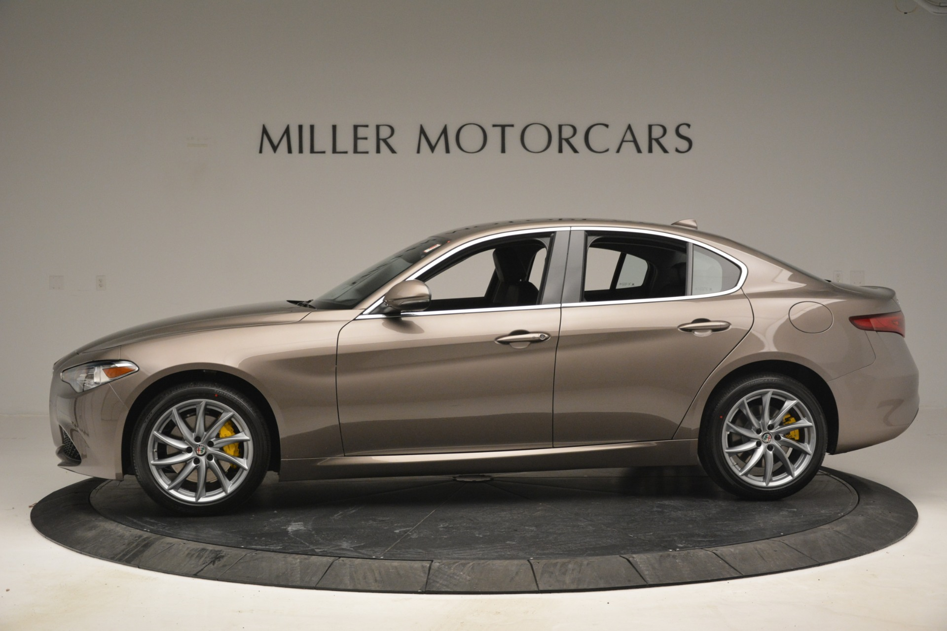 New 2019 Alfa Romeo Giulia Q4 For Sale In Greenwich, CT. Alfa Romeo of Greenwich, L576 2947_p3