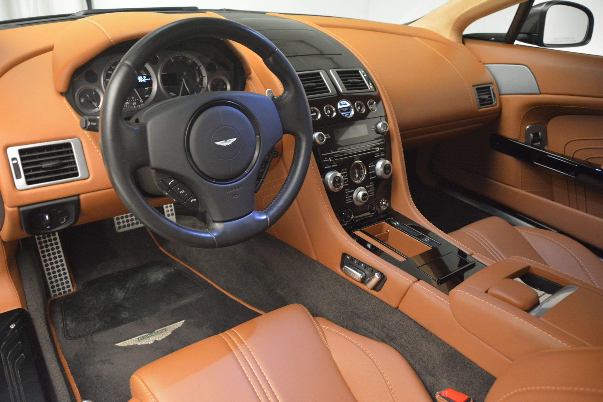 Used 2012 Aston Martin V8 Vantage S Coupe For Sale In Greenwich, CT. Alfa Romeo of Greenwich, 7486 2951_p14