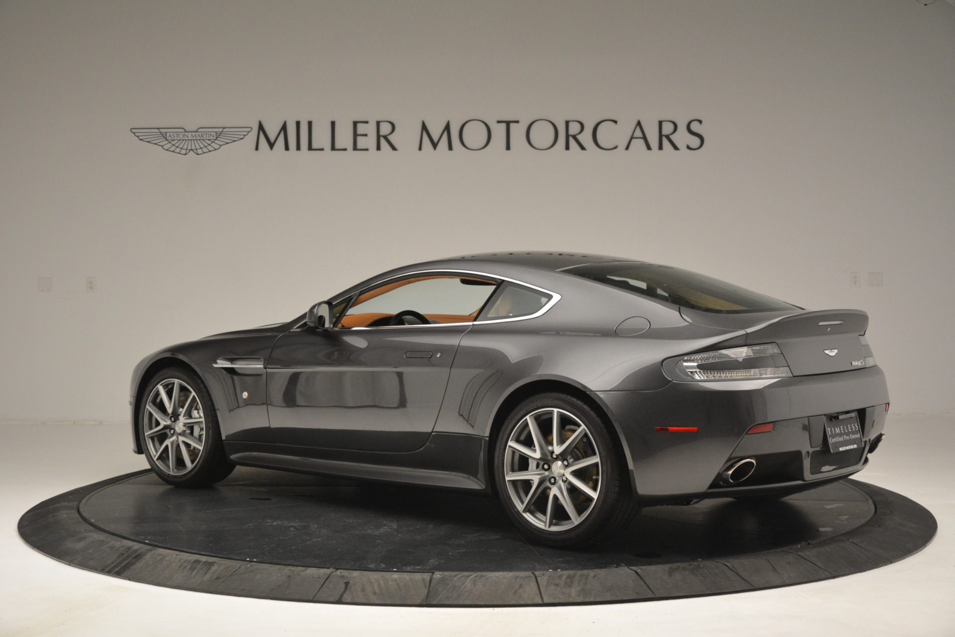 Used 2012 Aston Martin V8 Vantage S Coupe For Sale In Greenwich, CT. Alfa Romeo of Greenwich, 7486 2951_p4