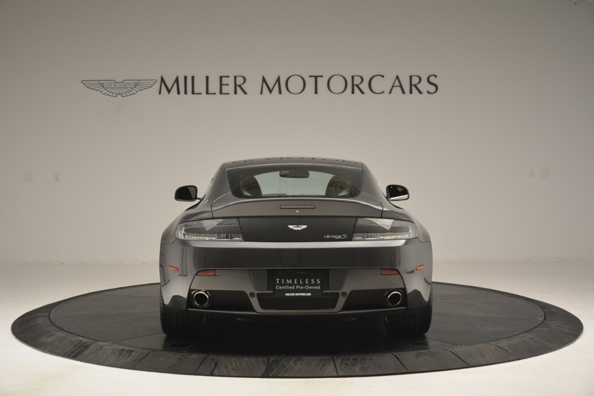 Used 2012 Aston Martin V8 Vantage S Coupe For Sale In Greenwich, CT. Alfa Romeo of Greenwich, 7486 2951_p6