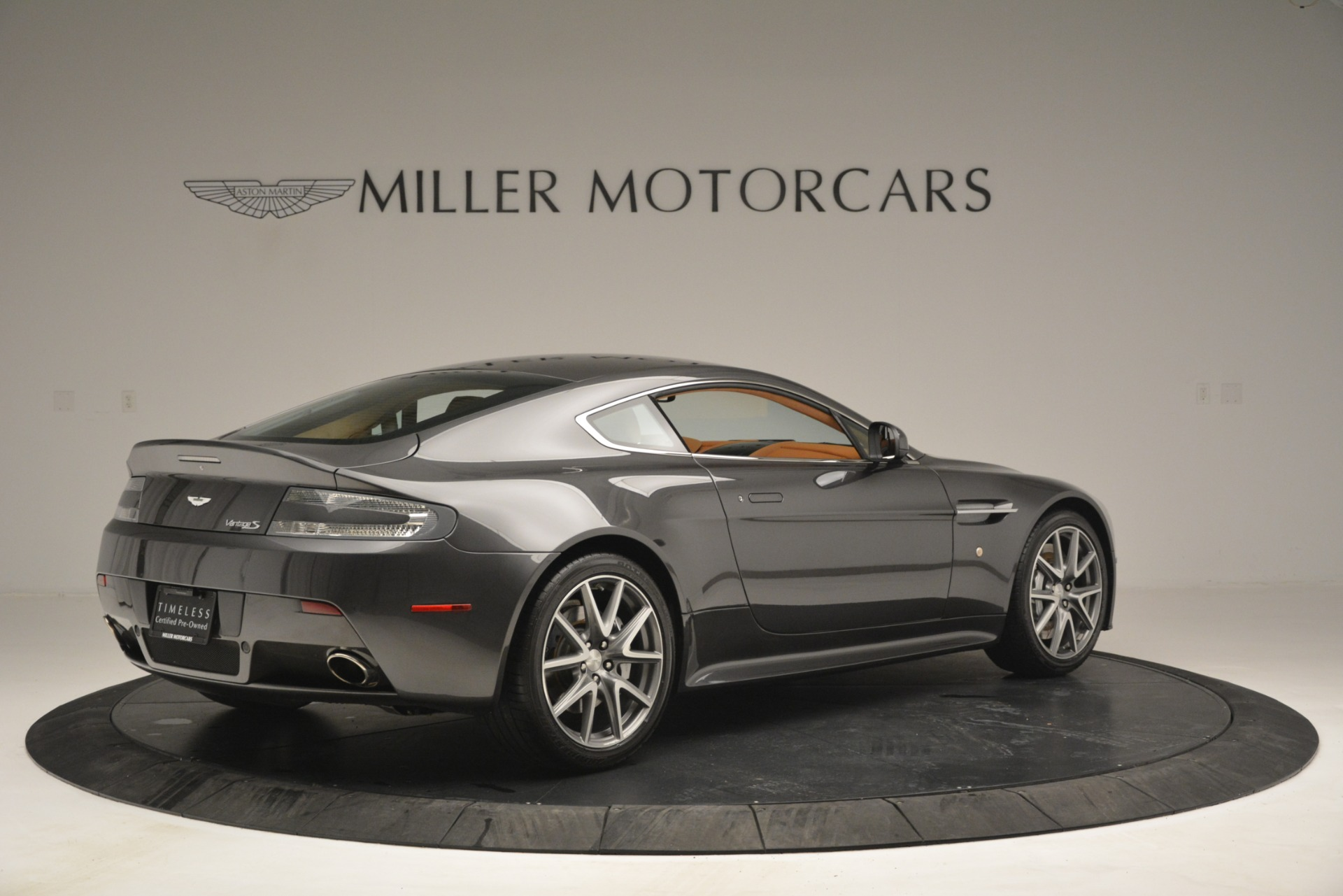Used 2012 Aston Martin V8 Vantage S Coupe For Sale In Greenwich, CT. Alfa Romeo of Greenwich, 7486 2951_p8