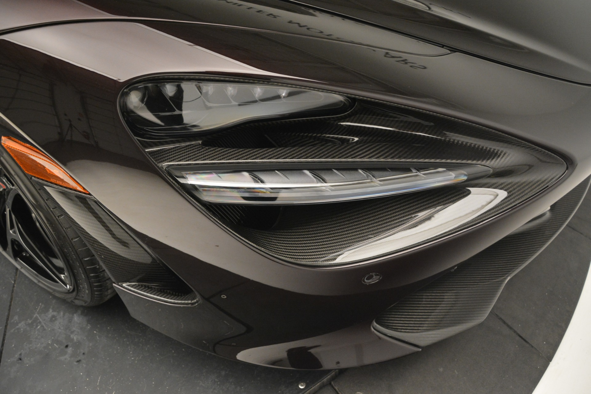 Used 2018 McLaren 720S Coupe For Sale In Greenwich, CT. Alfa Romeo of Greenwich, 3156 2952_p24
