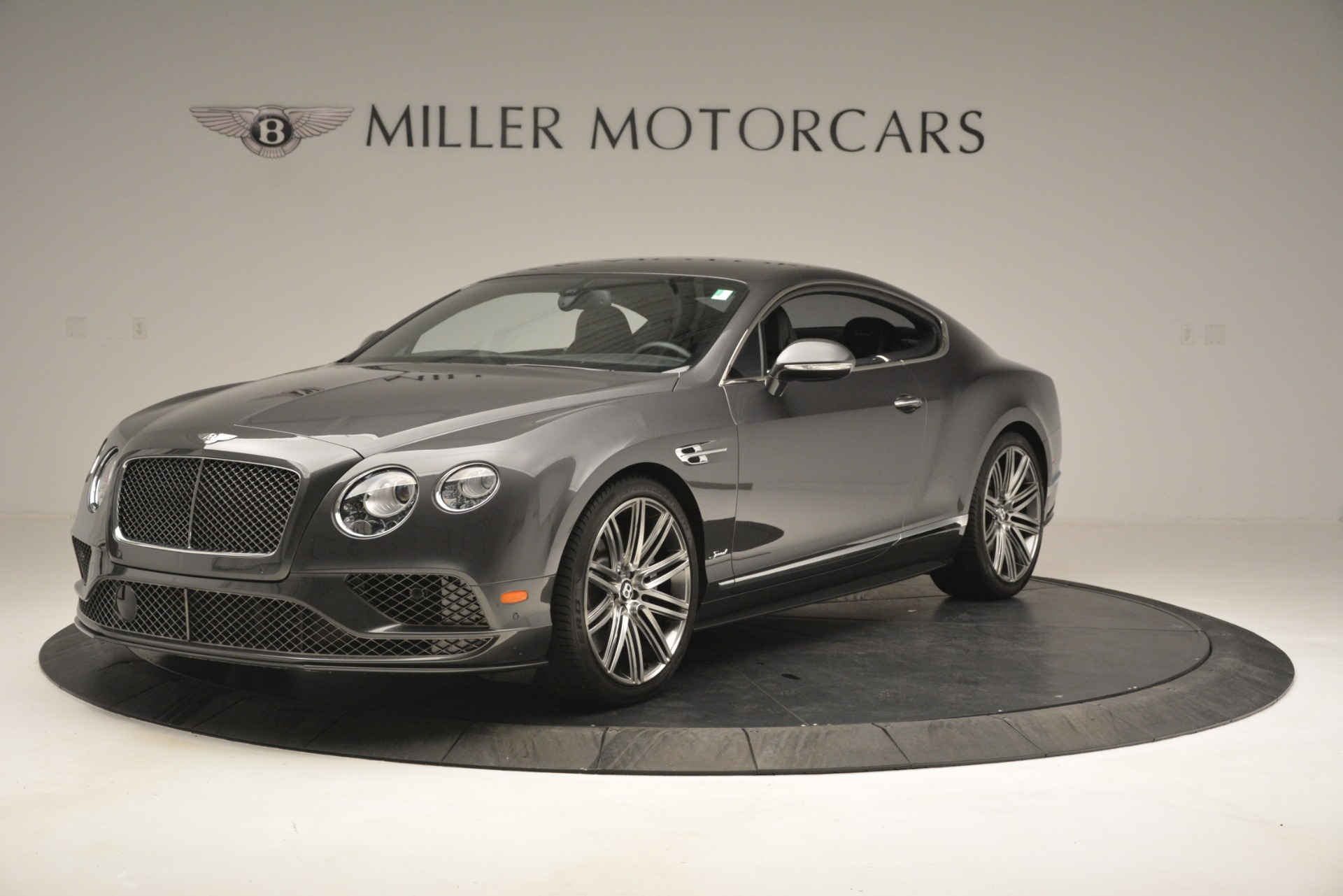 Used 2016 Bentley Continental GT Speed For Sale In Greenwich, CT. Alfa Romeo of Greenwich, 4535A