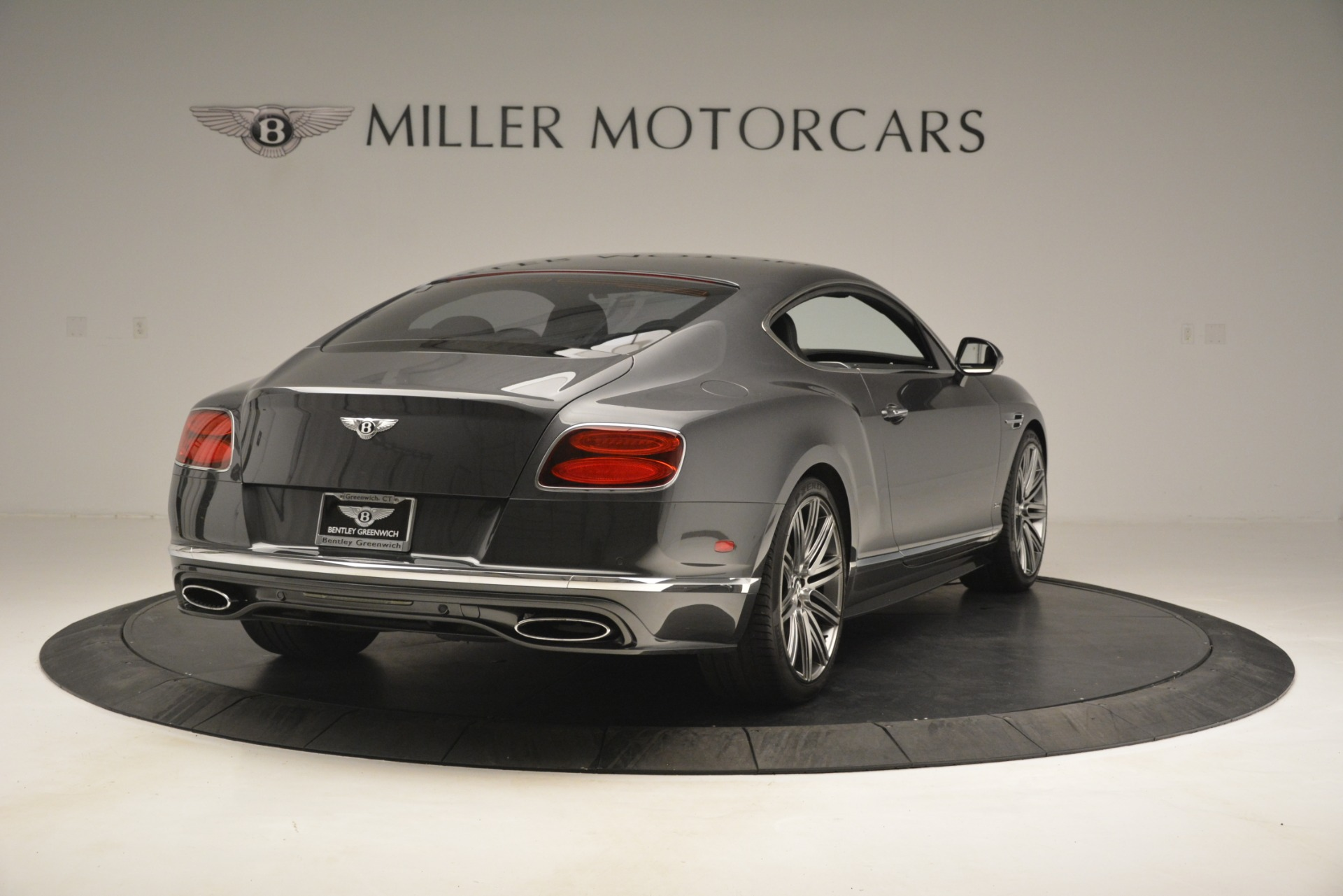 Used 2016 Bentley Continental GT Speed For Sale In Greenwich, CT. Alfa Romeo of Greenwich, 4535A 2953_p7