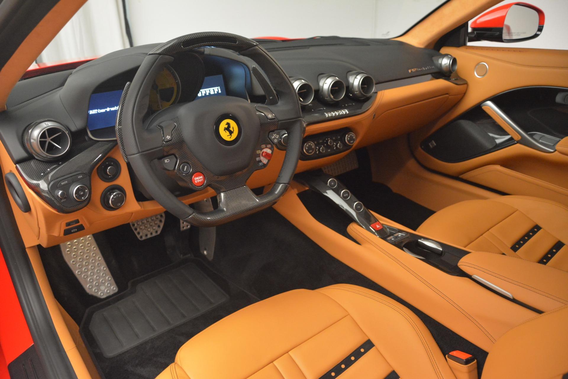 Used 2017 Ferrari F12 Berlinetta  For Sale In Greenwich, CT. Alfa Romeo of Greenwich, F1931A 2956_p13
