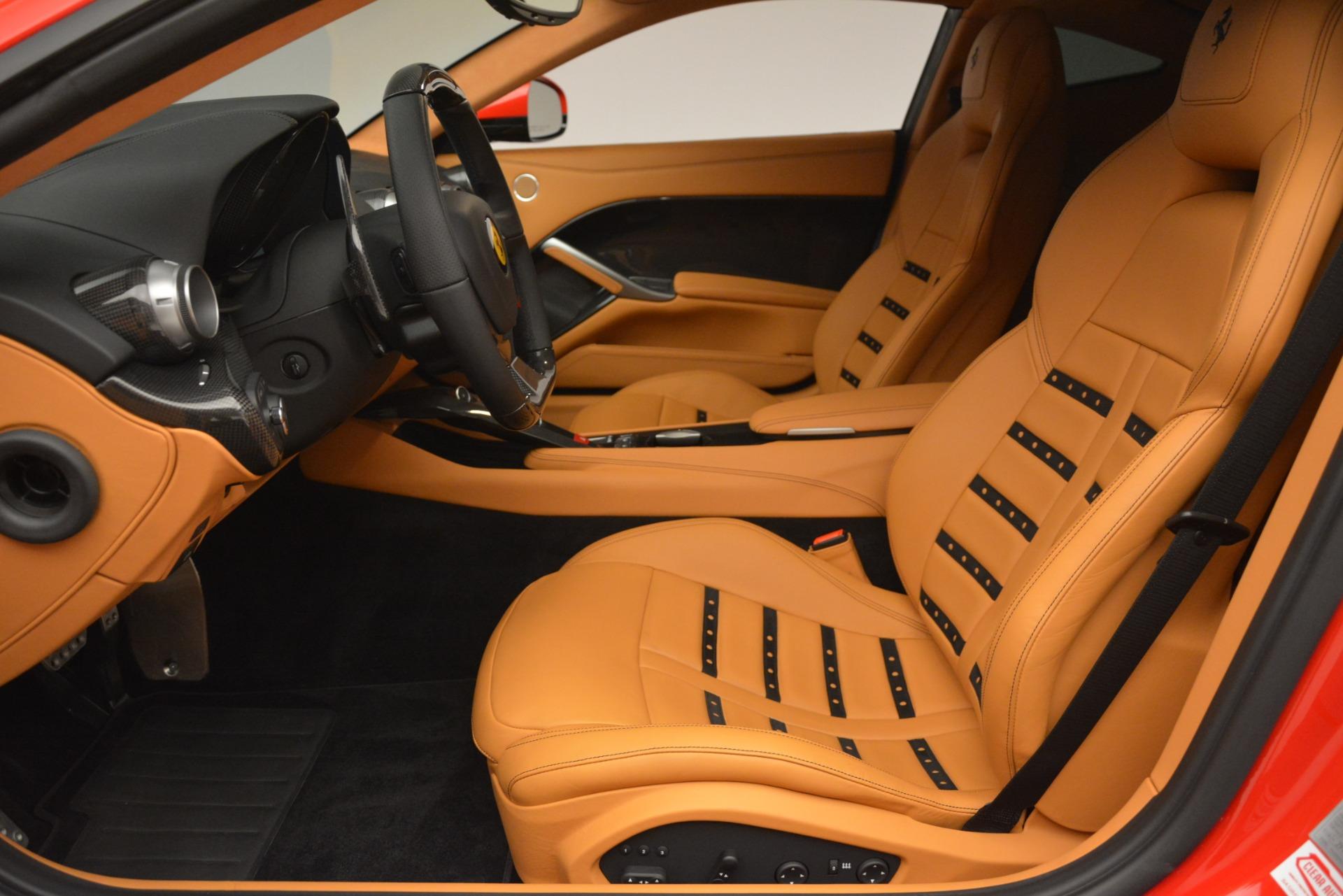 Used 2017 Ferrari F12 Berlinetta  For Sale In Greenwich, CT. Alfa Romeo of Greenwich, F1931A 2956_p14