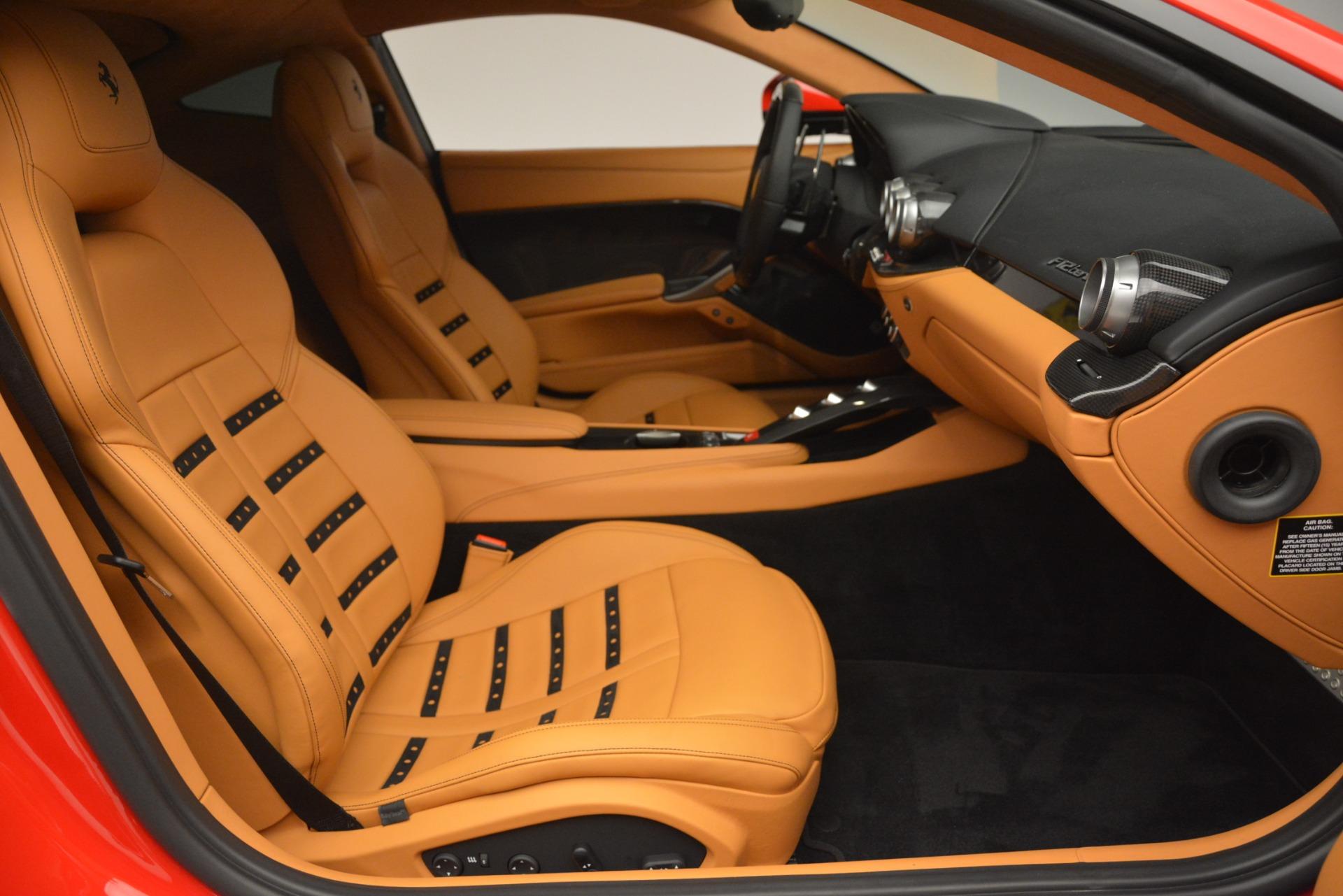 Used 2017 Ferrari F12 Berlinetta  For Sale In Greenwich, CT. Alfa Romeo of Greenwich, F1931A 2956_p18