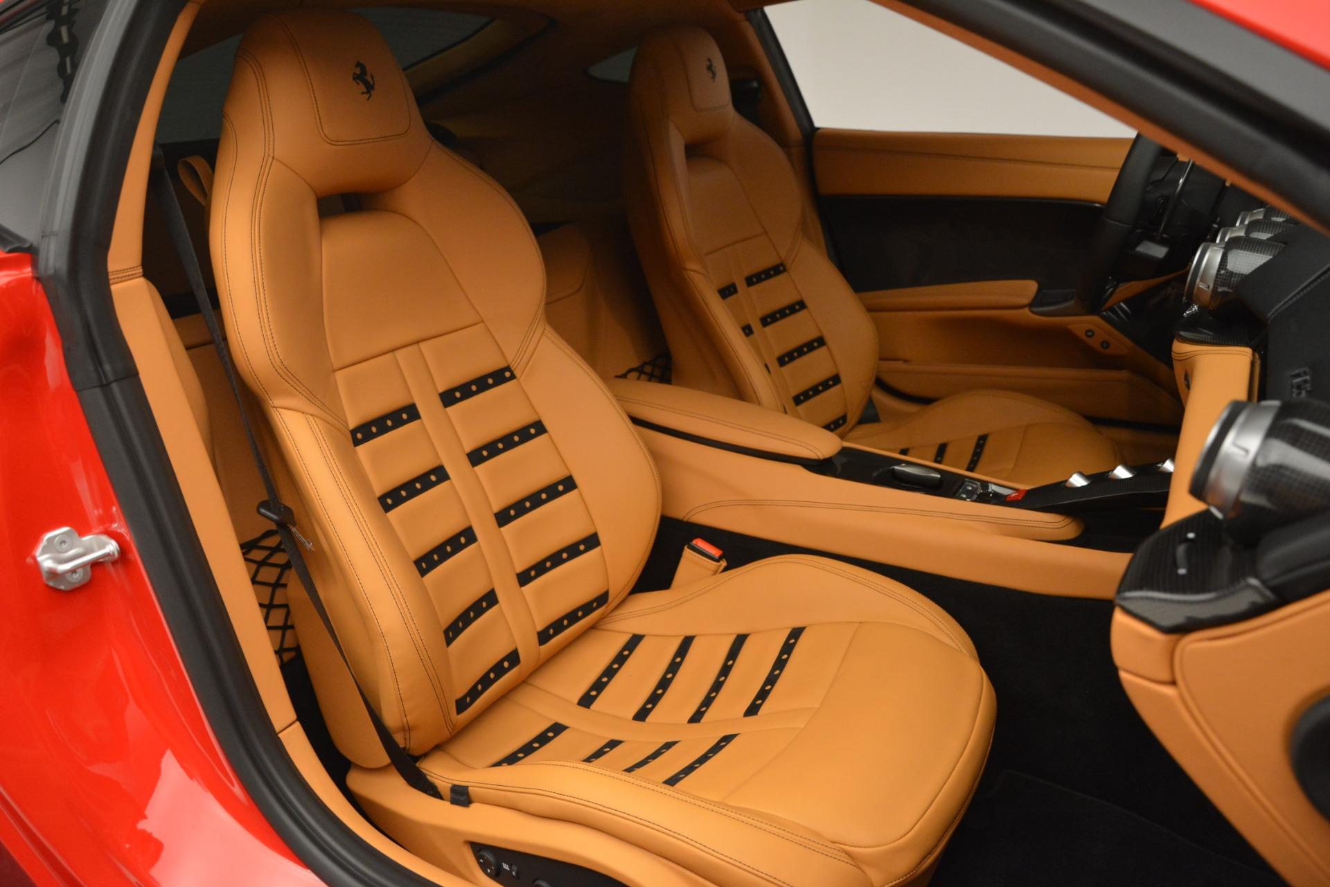 Used 2017 Ferrari F12 Berlinetta  For Sale In Greenwich, CT. Alfa Romeo of Greenwich, F1931A 2956_p19
