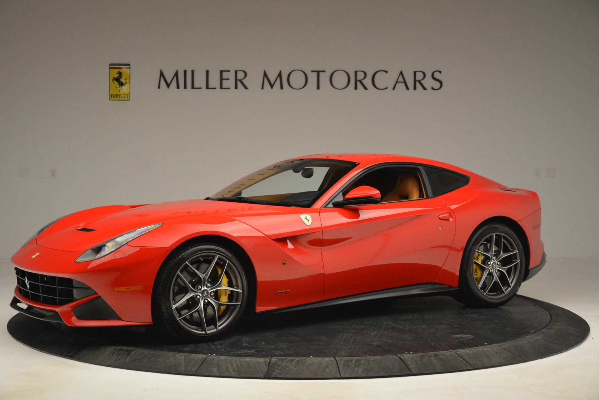 Used 2017 Ferrari F12 Berlinetta  For Sale In Greenwich, CT. Alfa Romeo of Greenwich, F1931A 2956_p2