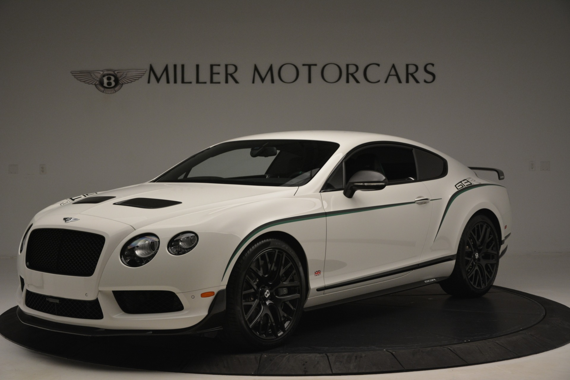 Used 2015 Bentley Continental GT GT3-R For Sale In Greenwich, CT. Alfa Romeo of Greenwich, 7487 2957_p2