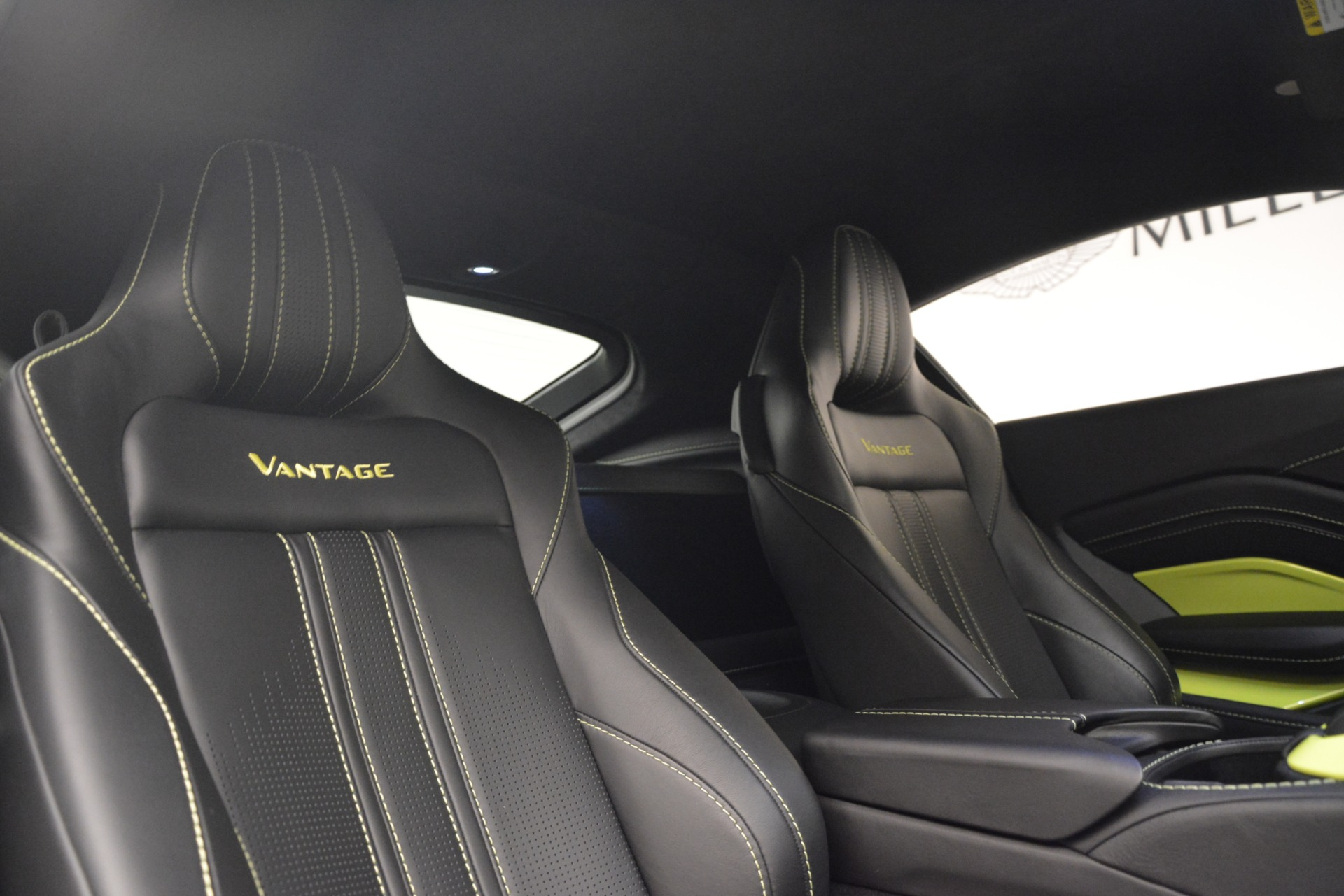 Used 2019 Aston Martin Vantage  For Sale In Greenwich, CT. Alfa Romeo of Greenwich, 7467 2958_p17