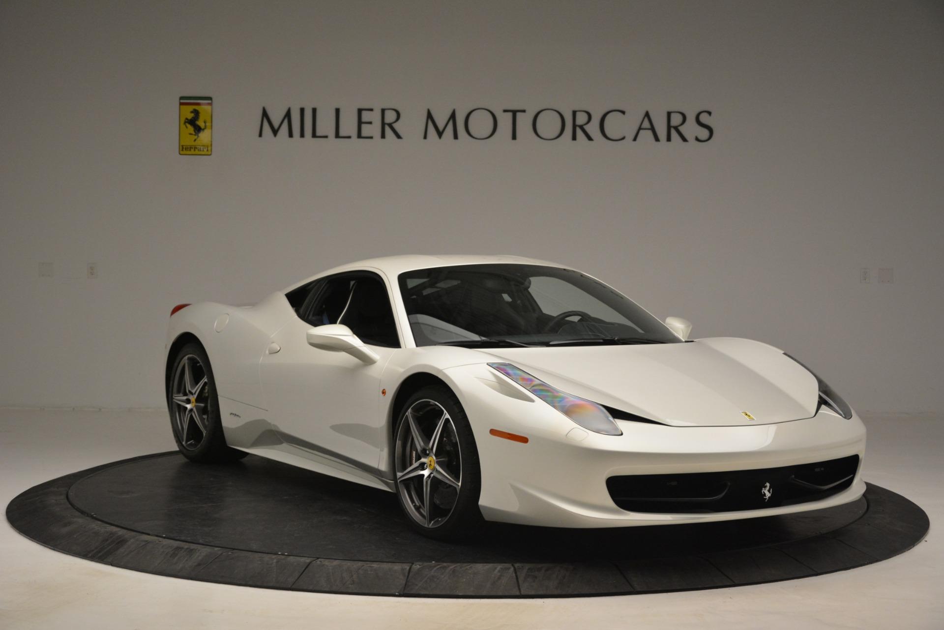 Used 2014 Ferrari 458 Italia  For Sale In Greenwich, CT. Alfa Romeo of Greenwich, 4538 2959_p11