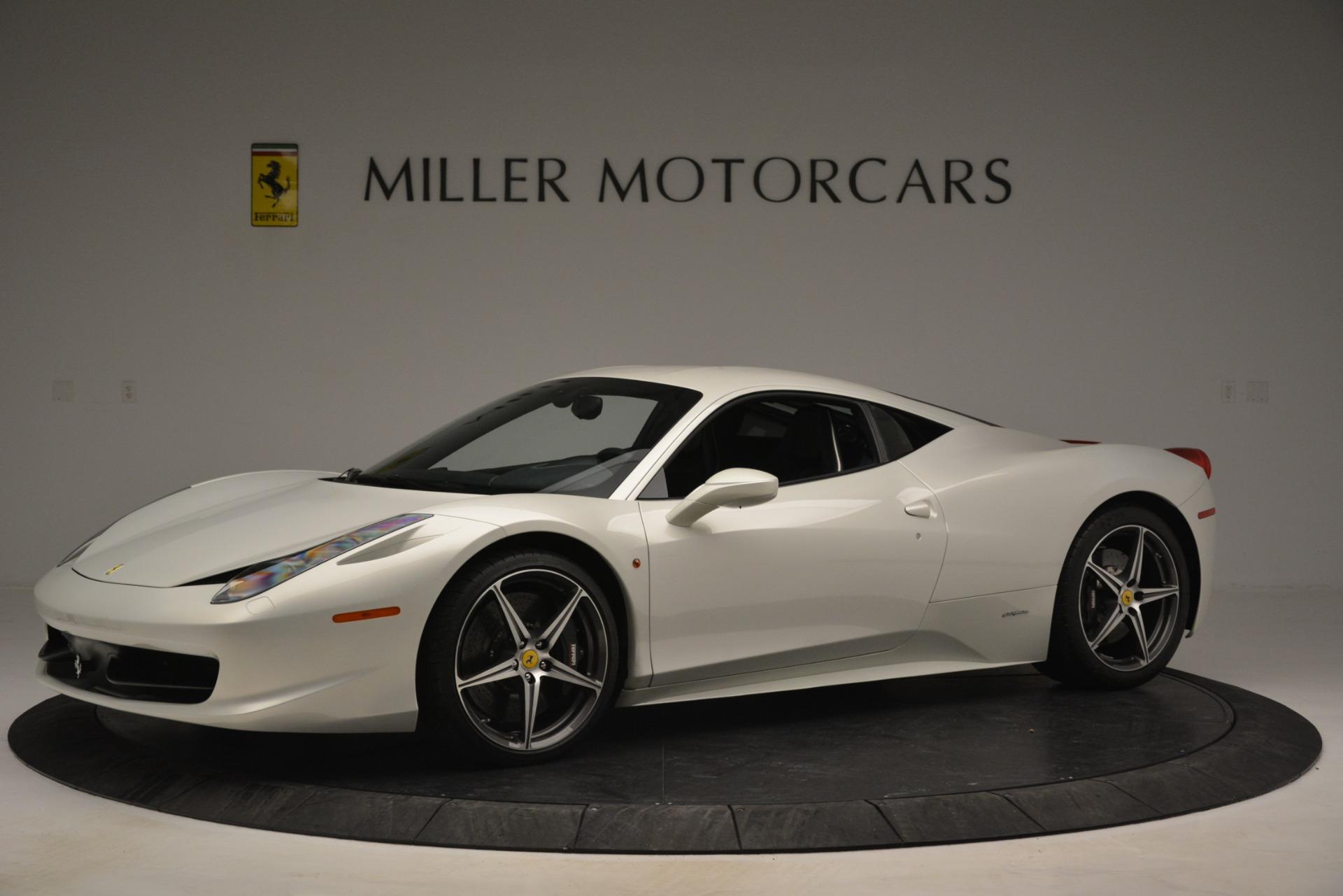 Used 2014 Ferrari 458 Italia  For Sale In Greenwich, CT. Alfa Romeo of Greenwich, 4538 2959_p2