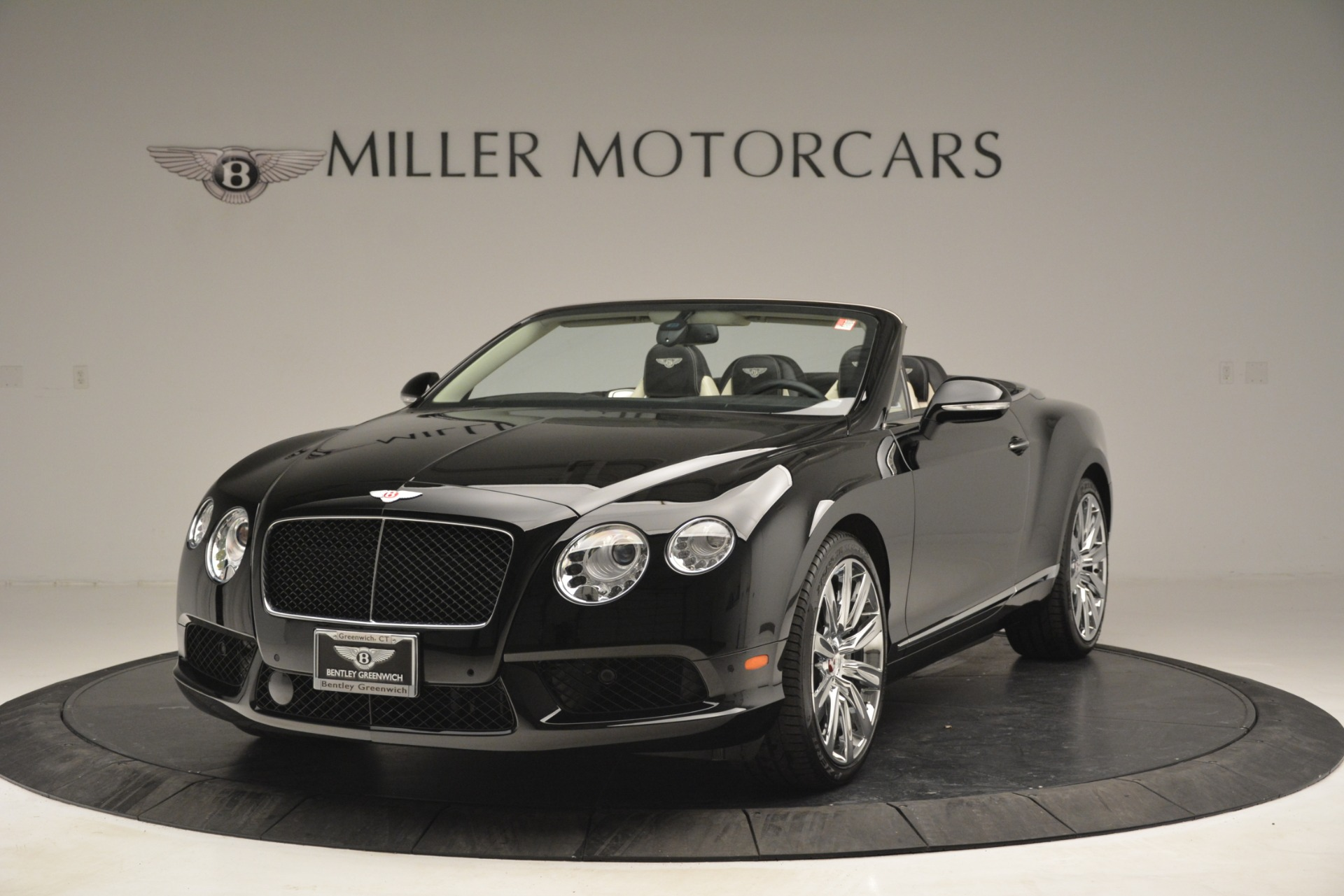 Used 2014 Bentley Continental GT V8 For Sale $135900 In Greenwich, CT 2961_main