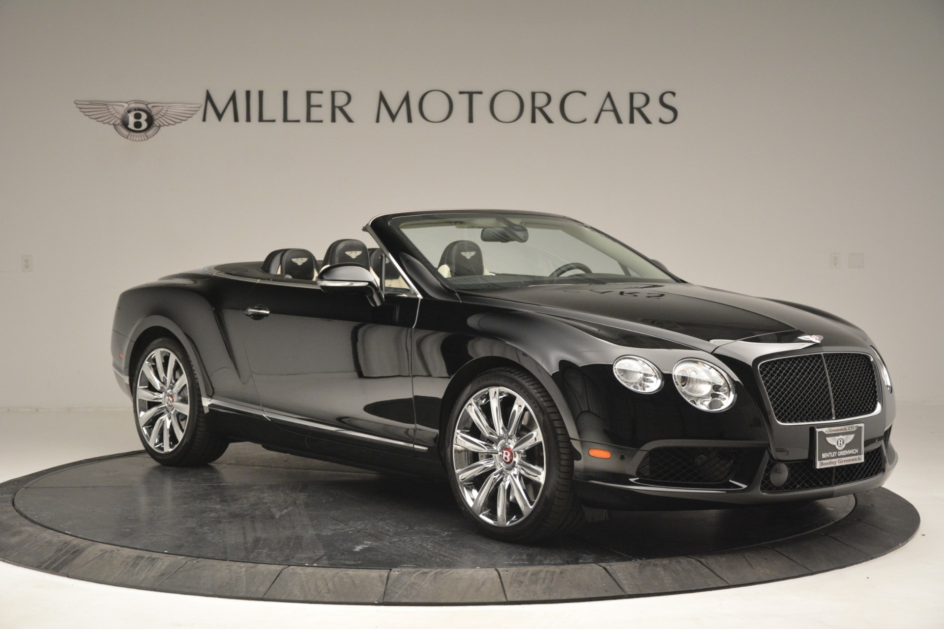 Used 2014 Bentley Continental GT V8 For Sale $135900 In Greenwich, CT 2961_p10