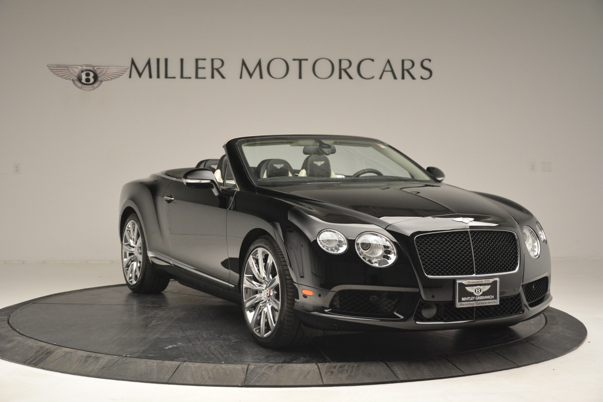 Used 2014 Bentley Continental GT V8 For Sale $135900 In Greenwich, CT 2961_p11