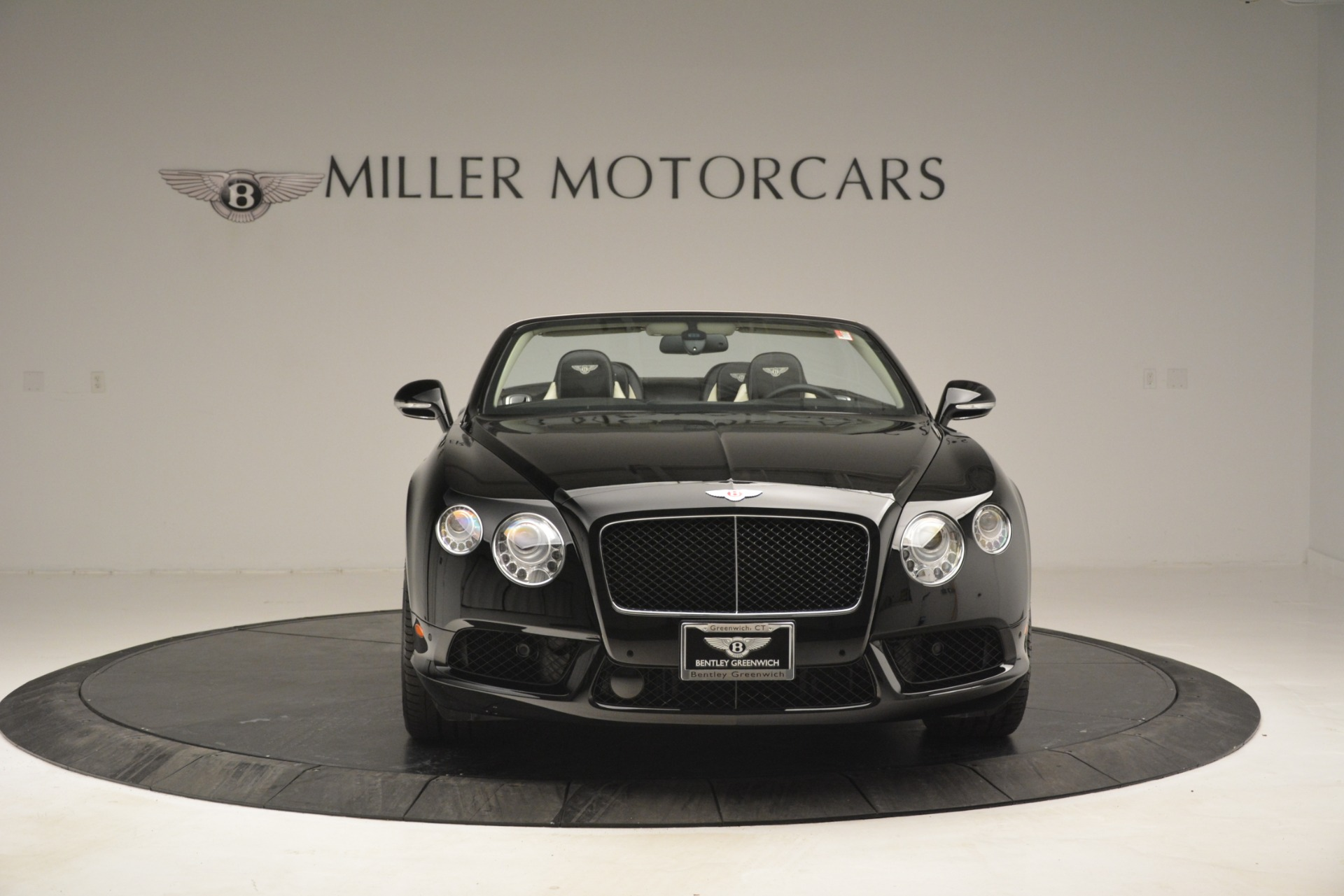 Used 2014 Bentley Continental GT V8 For Sale $135900 In Greenwich, CT 2961_p12