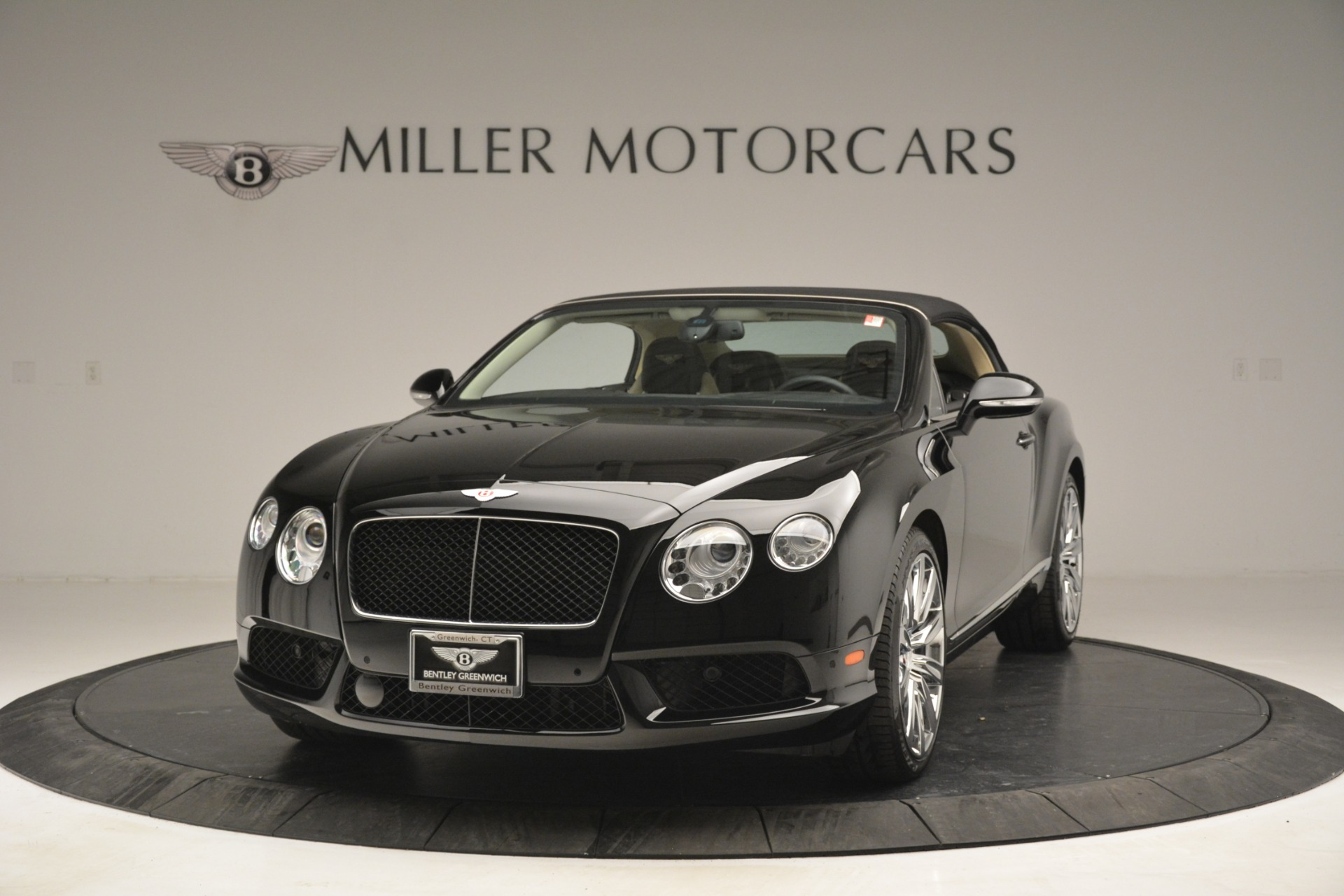 Used 2014 Bentley Continental GT V8 For Sale $135900 In Greenwich, CT 2961_p13