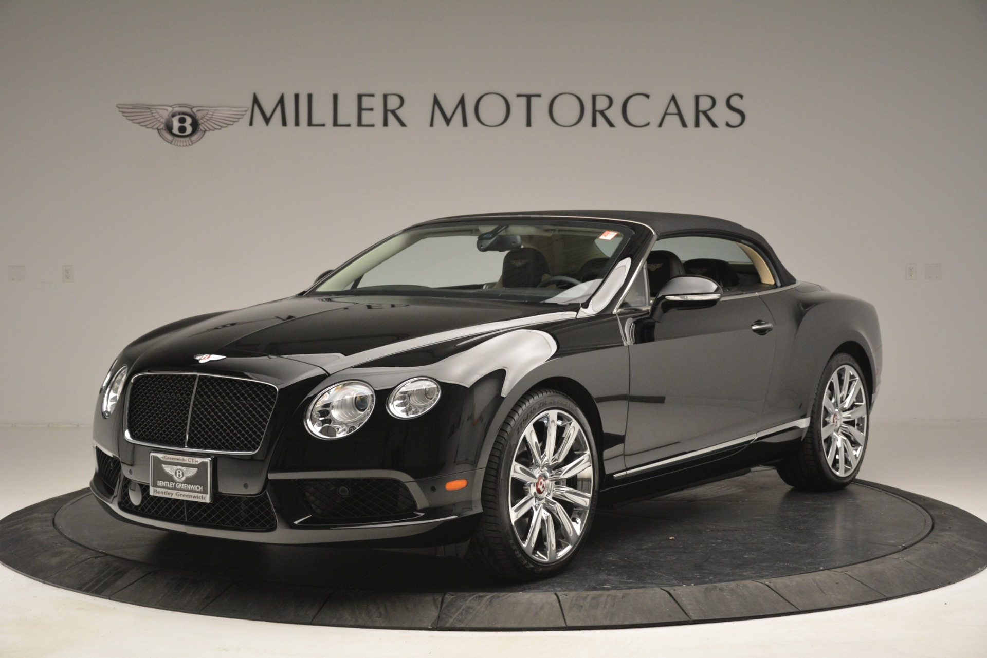 Used 2014 Bentley Continental GT V8 For Sale $135900 In Greenwich, CT 2961_p14