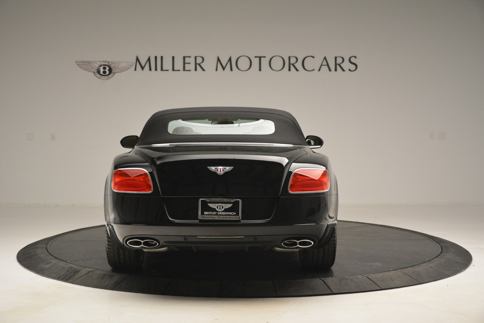 Used 2014 Bentley Continental GT V8 For Sale $135900 In Greenwich, CT 2961_p17