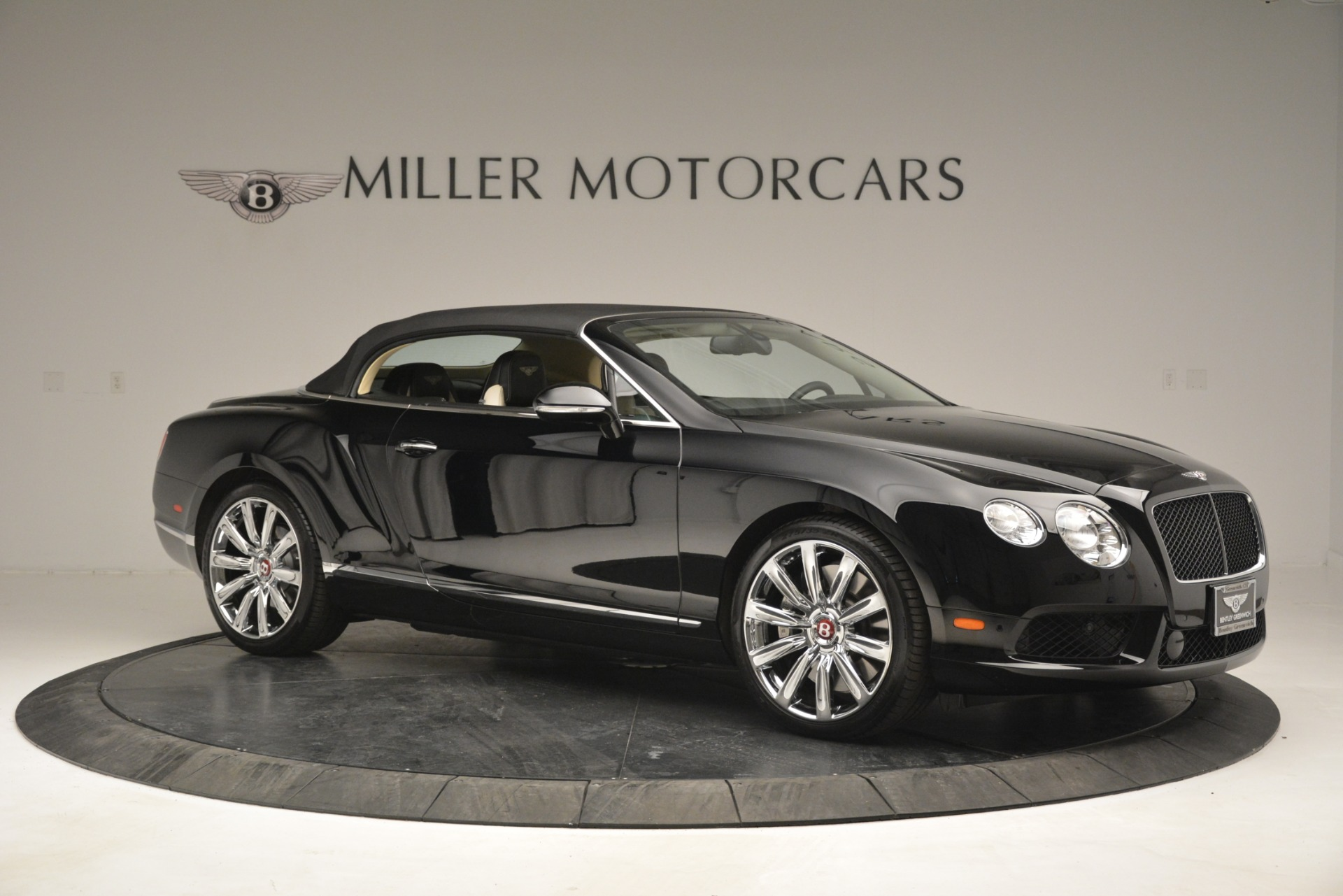Used 2014 Bentley Continental GT V8 For Sale $135900 In Greenwich, CT 2961_p20