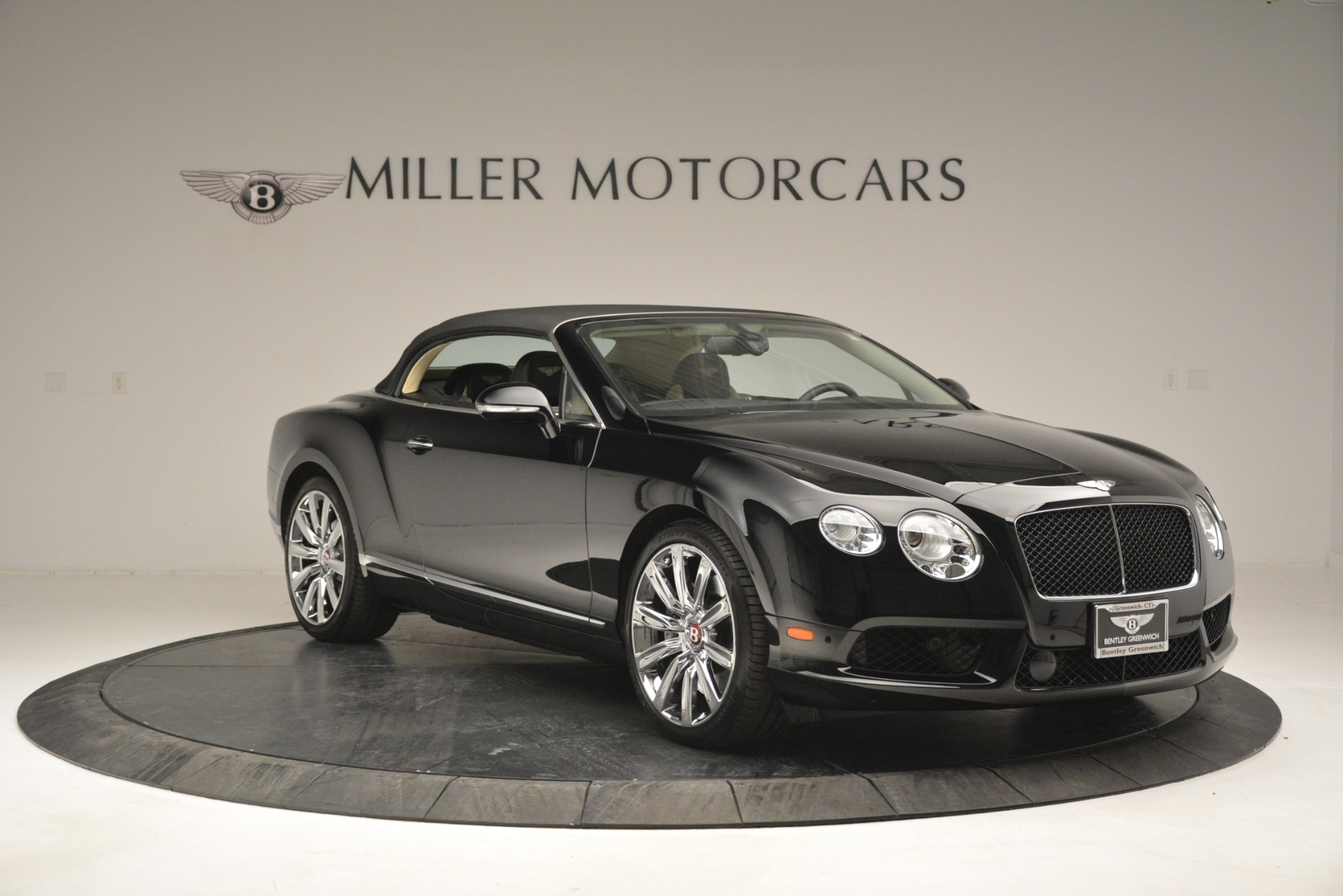 Used 2014 Bentley Continental GT V8 For Sale $135900 In Greenwich, CT 2961_p21