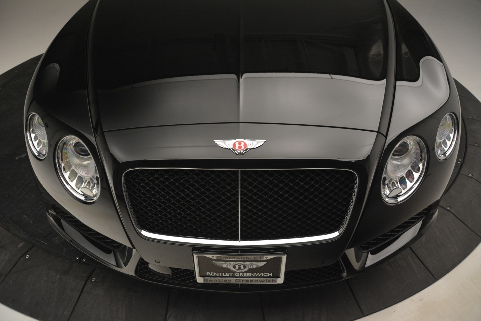 Used 2014 Bentley Continental GT V8 For Sale $135900 In Greenwich, CT 2961_p22