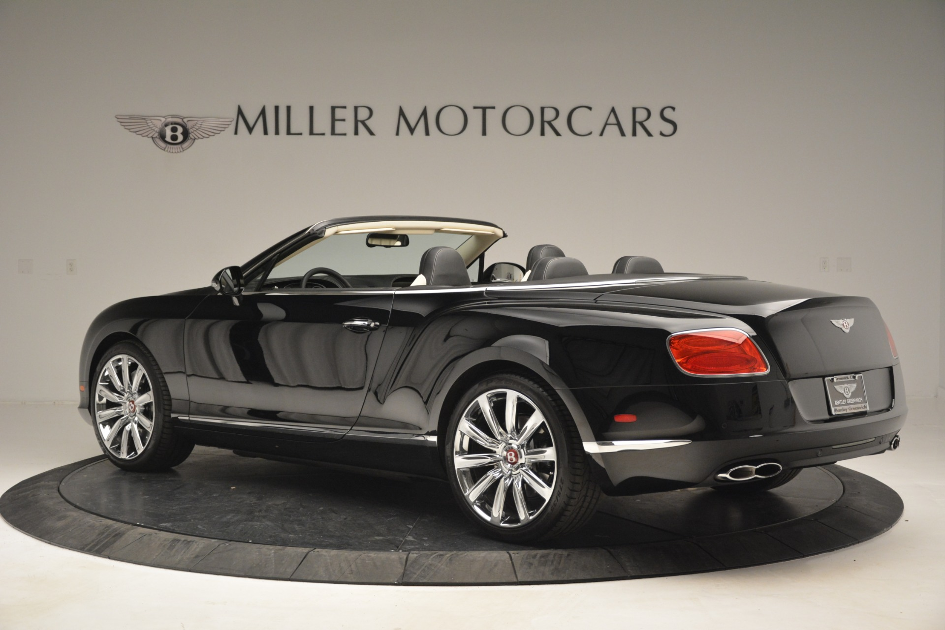Used 2014 Bentley Continental GT V8 For Sale $135900 In Greenwich, CT 2961_p4