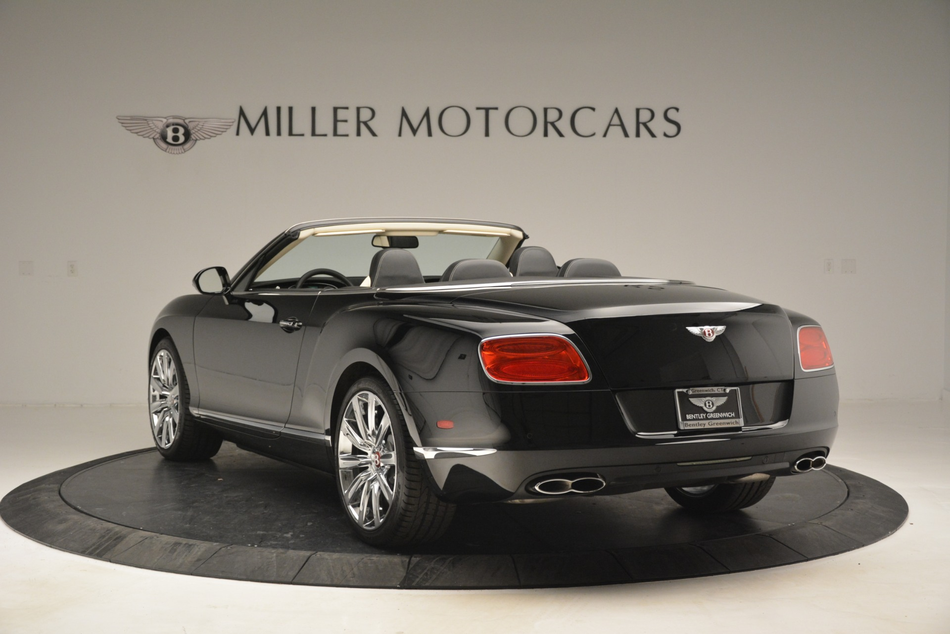 Used 2014 Bentley Continental GT V8 For Sale $135900 In Greenwich, CT 2961_p5
