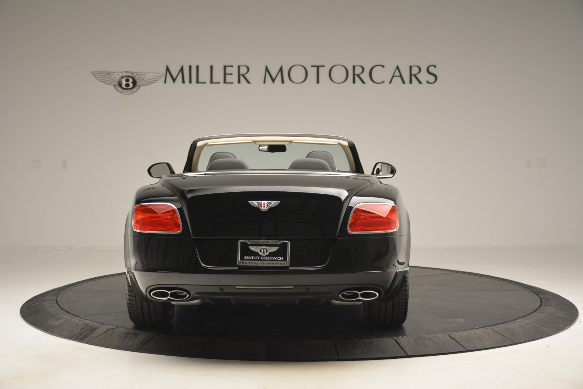 Used 2014 Bentley Continental GT V8 For Sale $135900 In Greenwich, CT 2961_p6