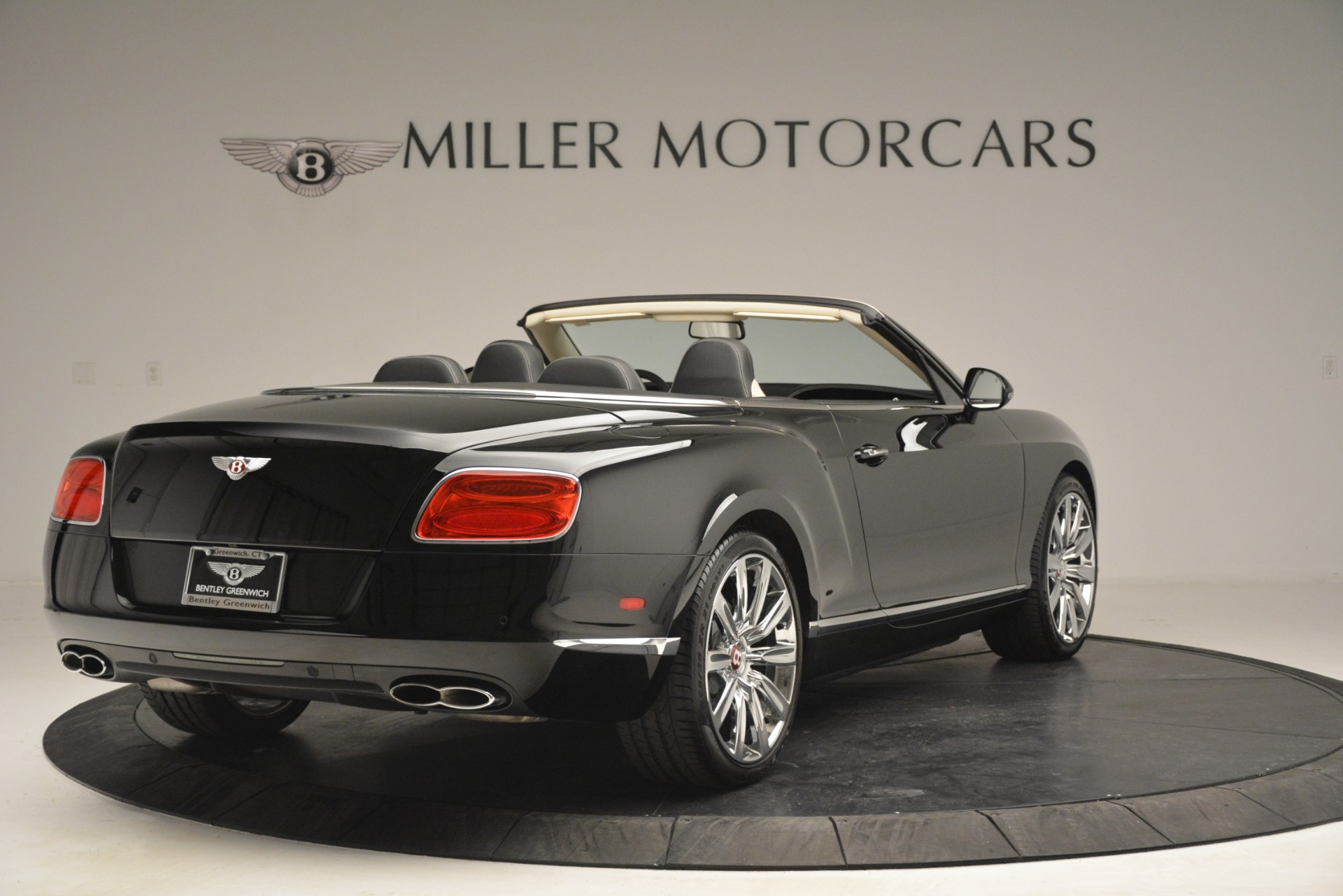 Used 2014 Bentley Continental GT V8 For Sale $135900 In Greenwich, CT 2961_p7
