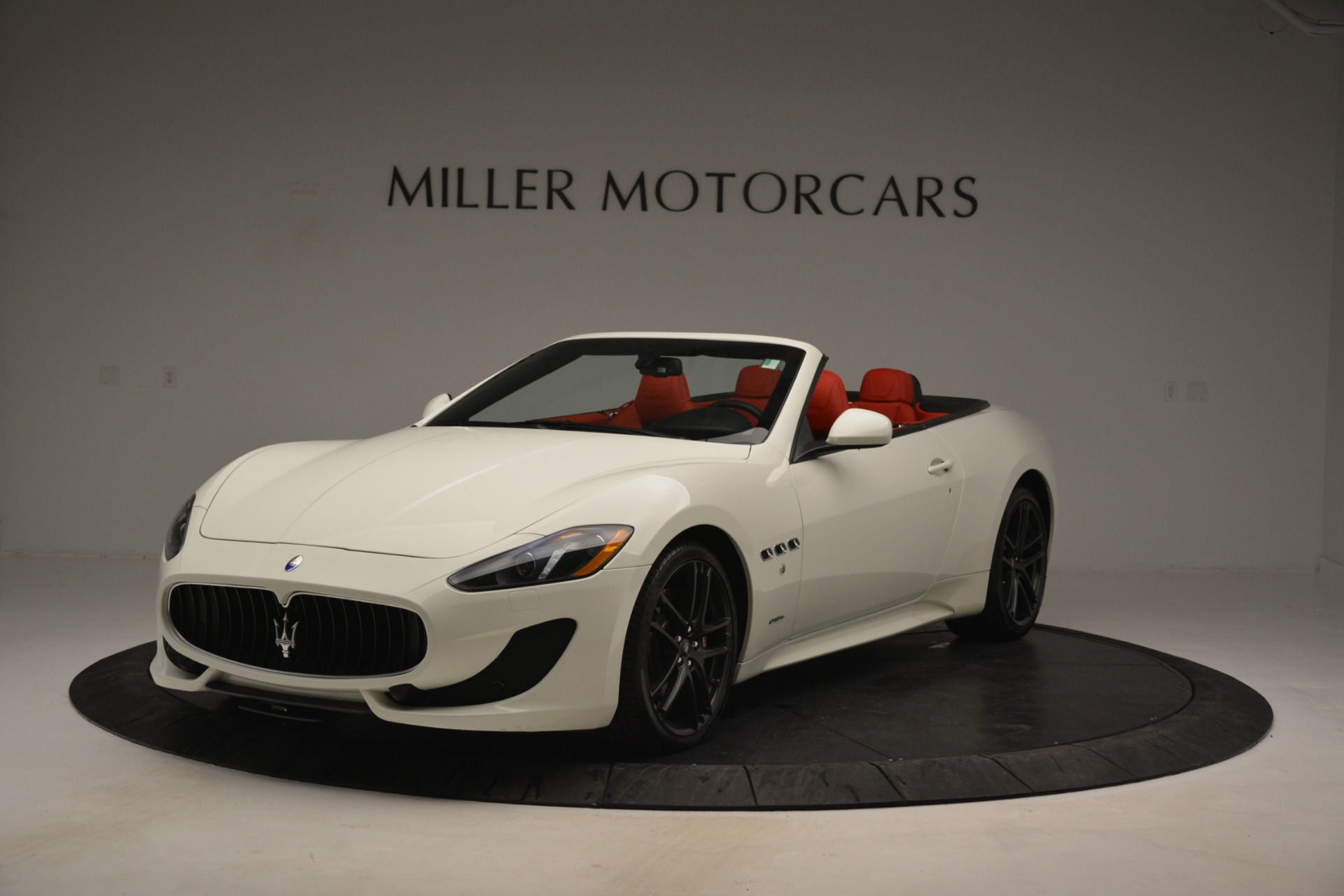 Used 2017 Maserati GranTurismo Sport For Sale In Greenwich, CT. Alfa Romeo of Greenwich, 7488