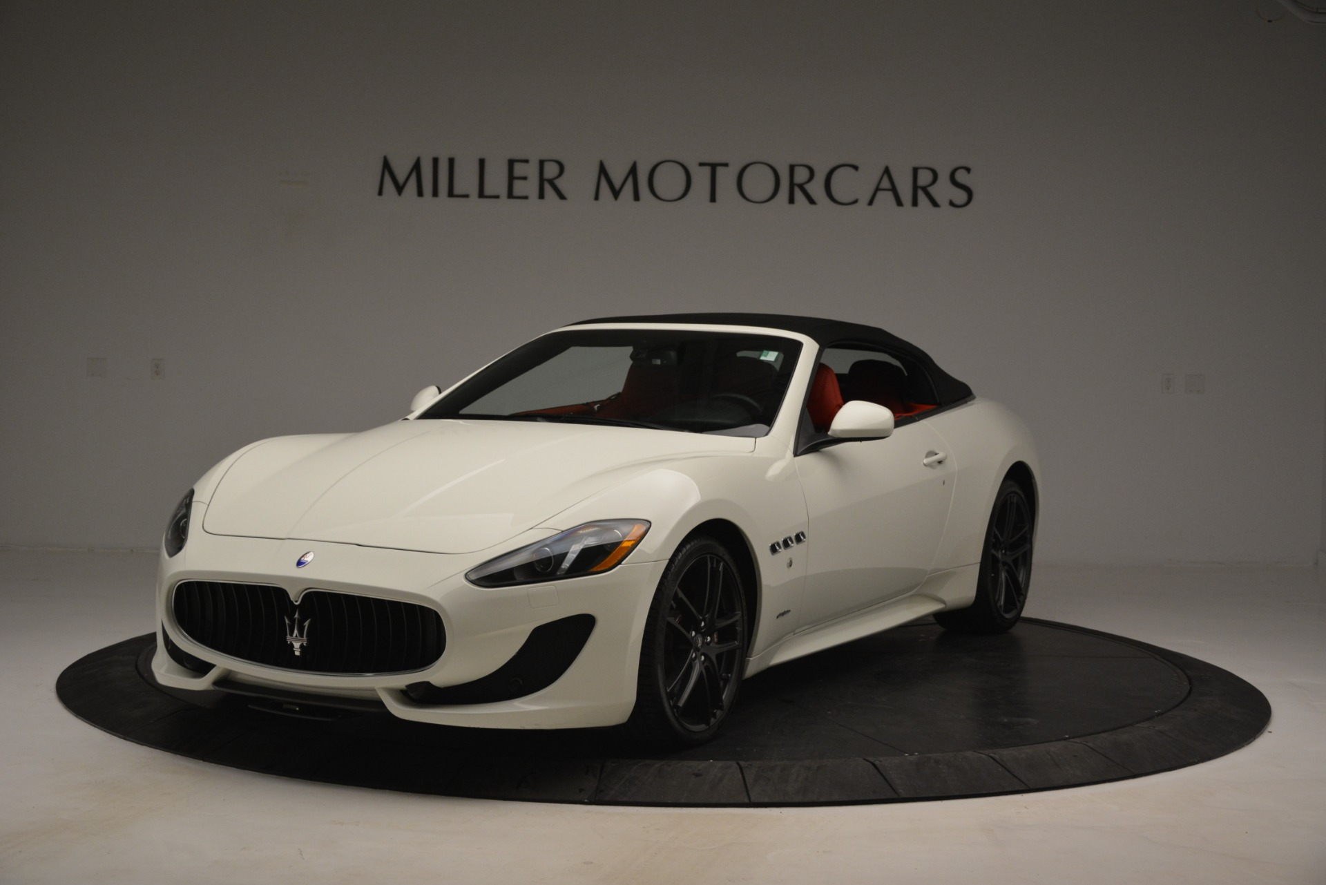 Used 2017 Maserati GranTurismo Sport For Sale In Greenwich, CT. Alfa Romeo of Greenwich, 7488 2962_p13