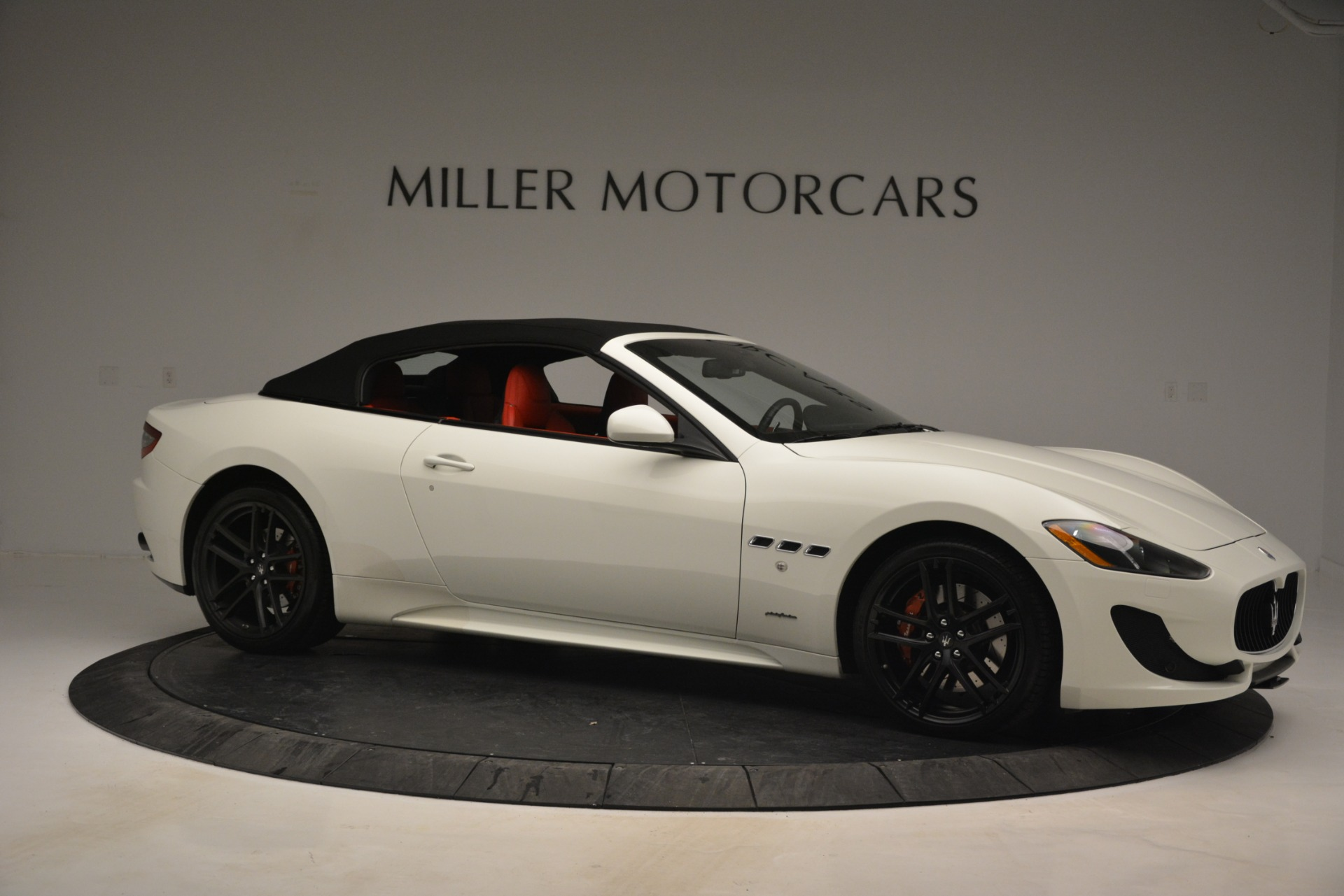 Used 2017 Maserati GranTurismo Sport For Sale In Greenwich, CT. Alfa Romeo of Greenwich, 7488 2962_p22
