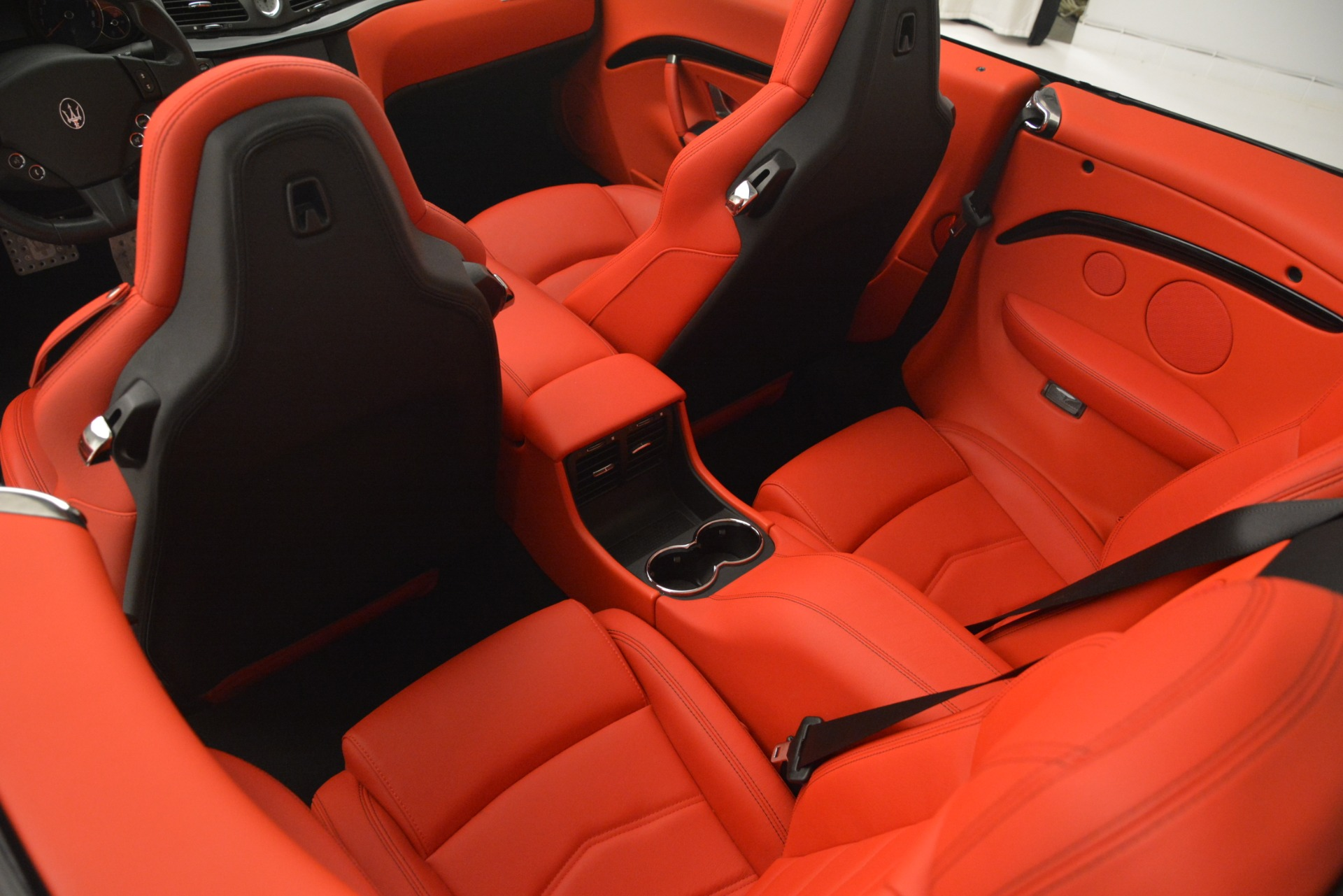Used 2017 Maserati GranTurismo Sport For Sale In Greenwich, CT. Alfa Romeo of Greenwich, 7488 2962_p30