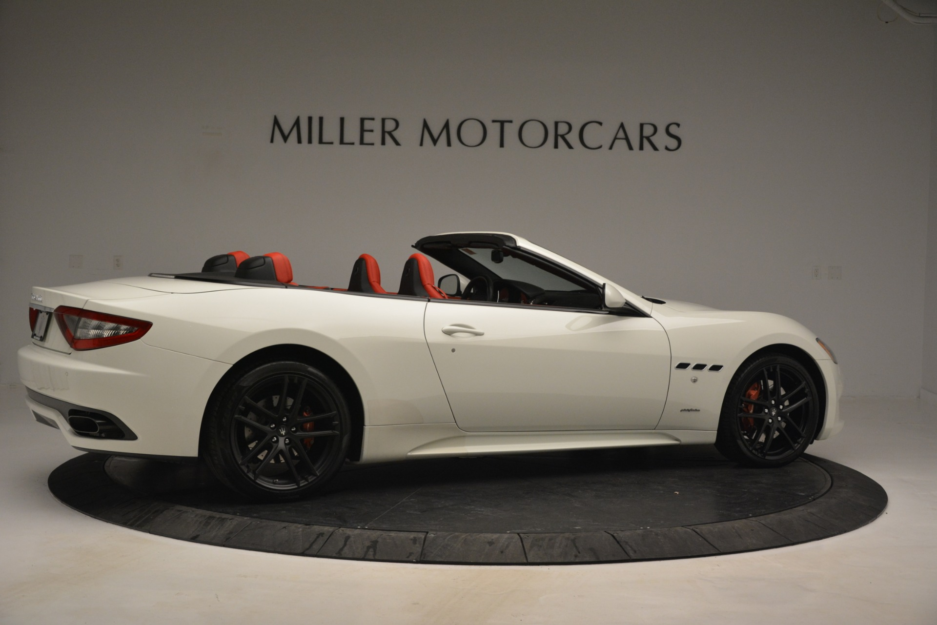 Used 2017 Maserati GranTurismo Sport For Sale In Greenwich, CT. Alfa Romeo of Greenwich, 7488 2962_p8