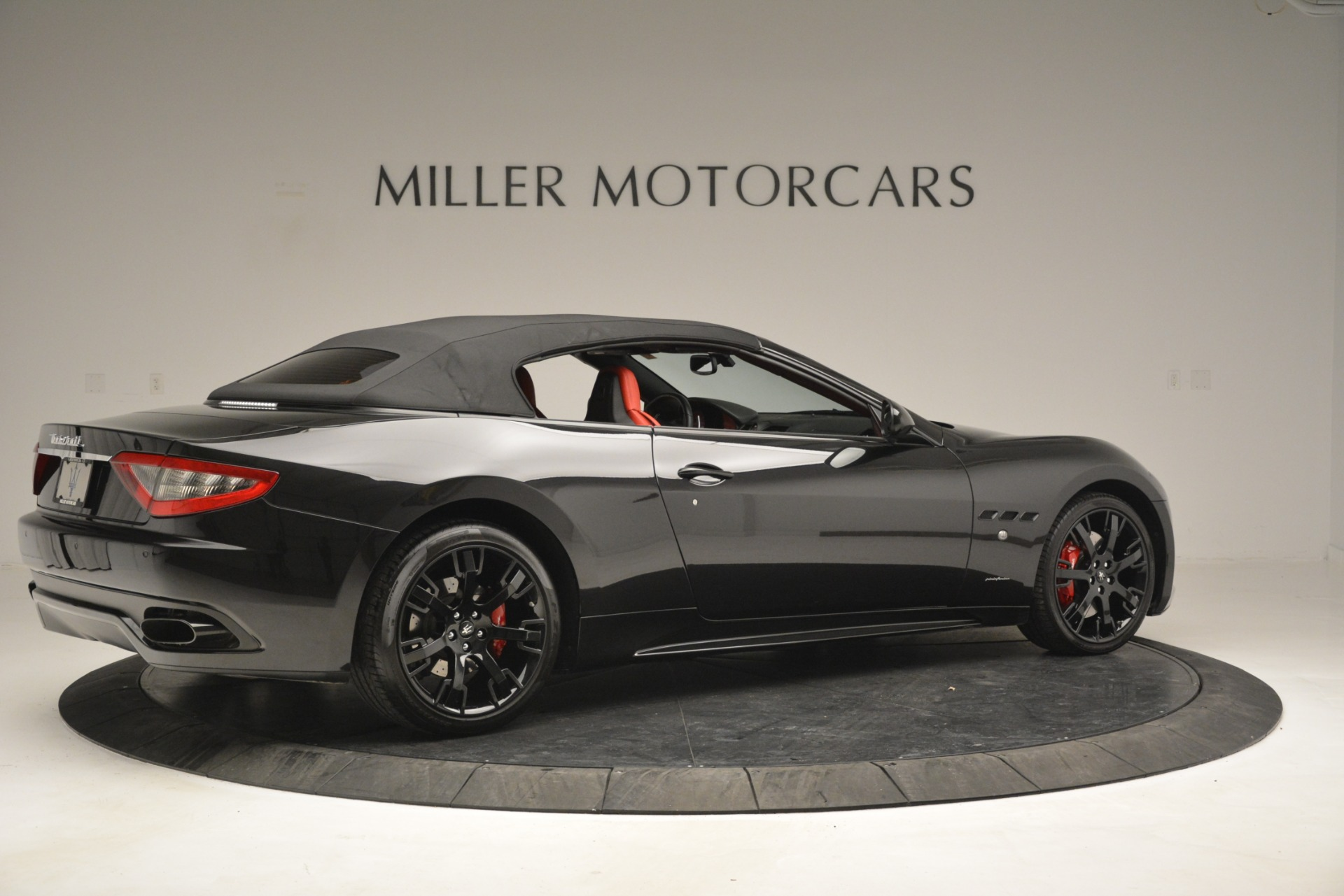 Used 2015 Maserati GranTurismo Sport For Sale In Greenwich, CT. Alfa Romeo of Greenwich, 7490 2963_p20