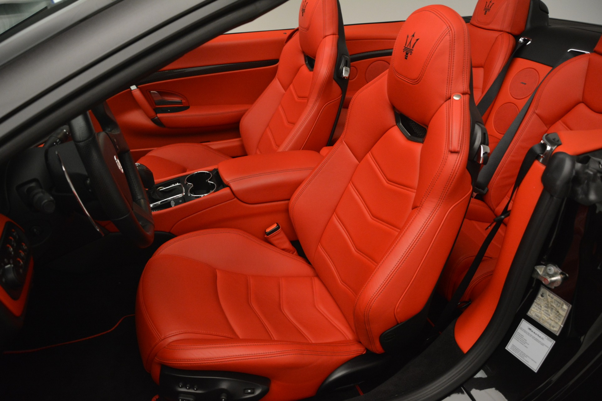 Used 2015 Maserati GranTurismo Sport For Sale In Greenwich, CT. Alfa Romeo of Greenwich, 7490 2963_p25