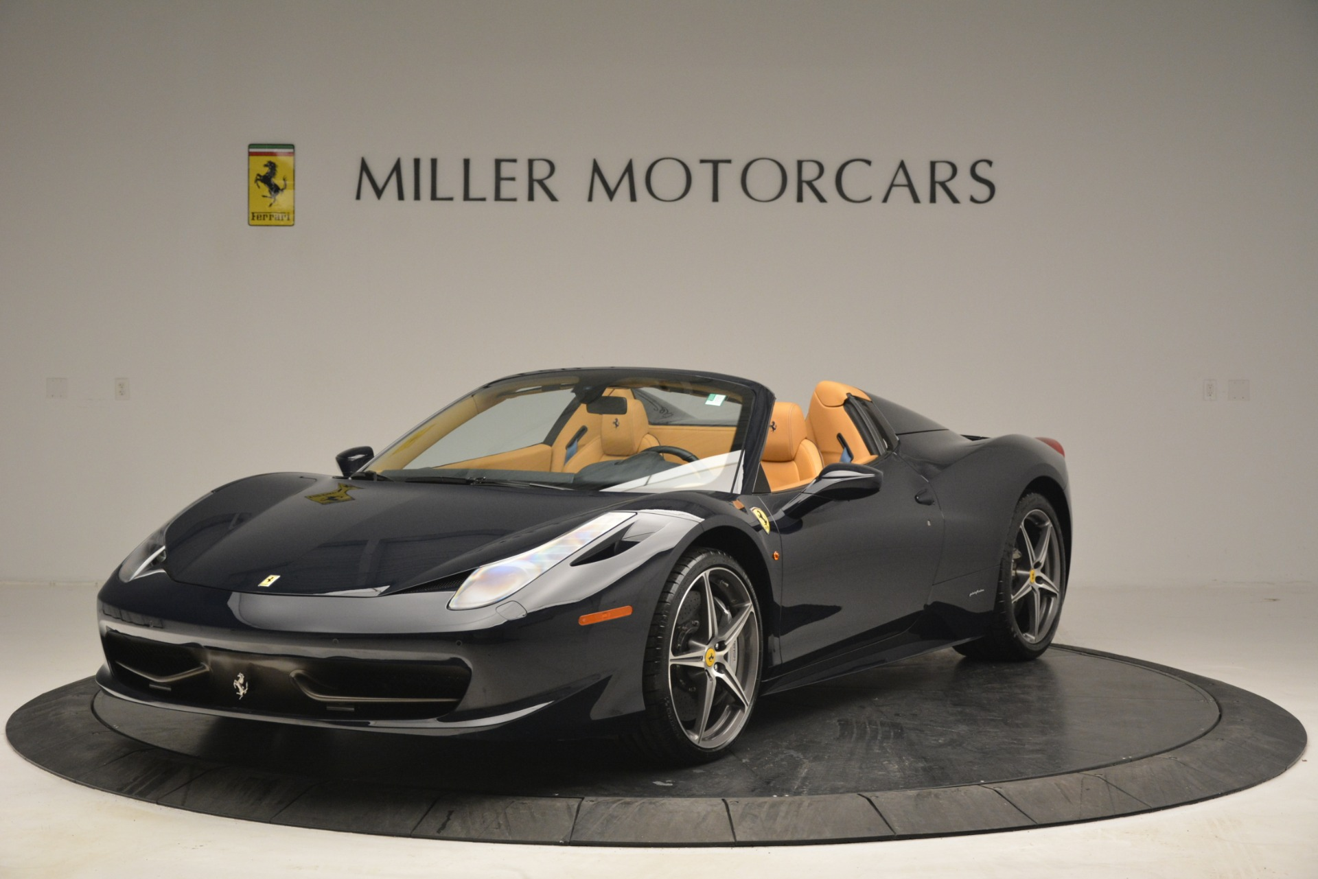 Used 2014 Ferrari 458 Spider  For Sale In Greenwich, CT. Alfa Romeo of Greenwich, 4513 2964_main