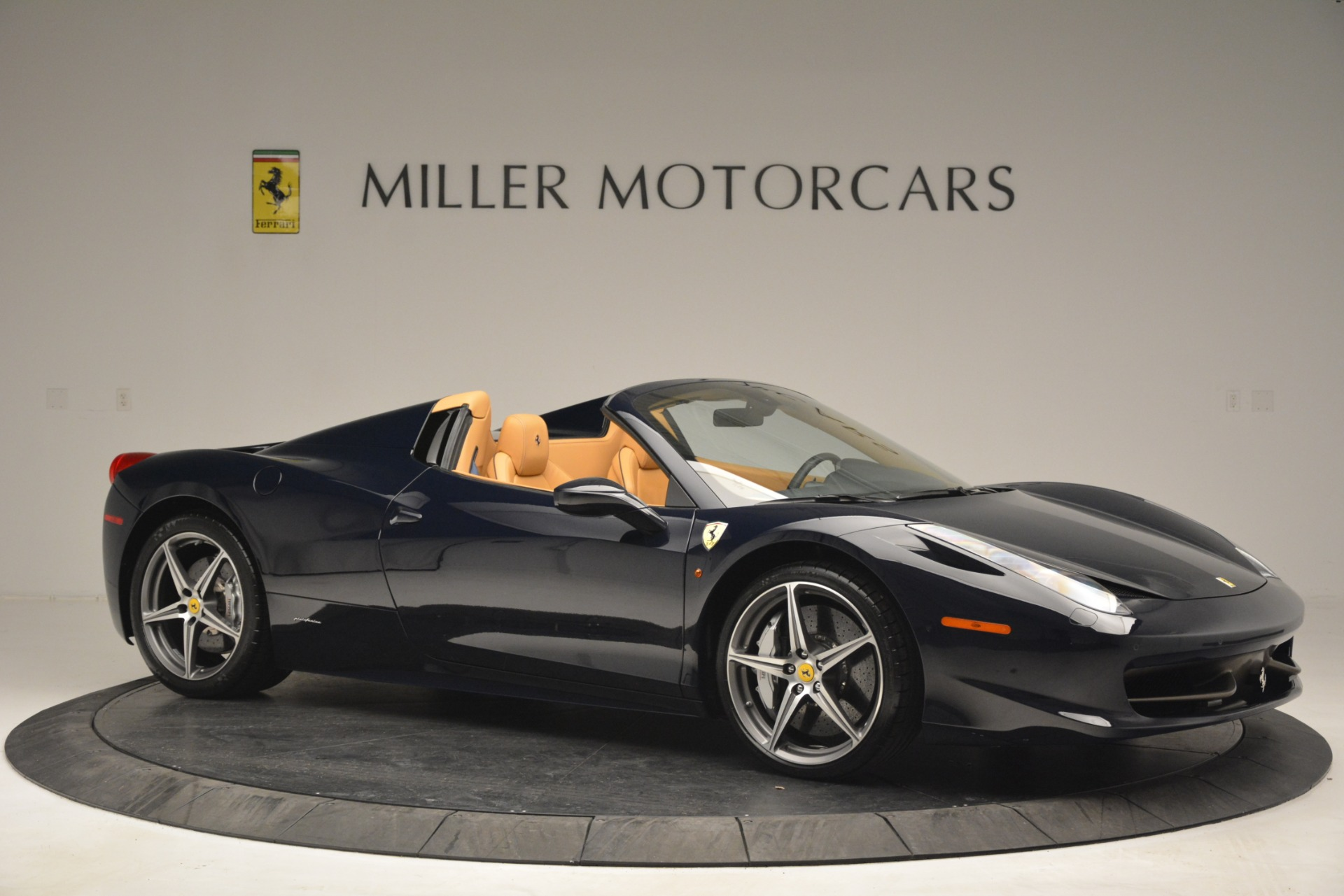 Used 2014 Ferrari 458 Spider  For Sale In Greenwich, CT. Alfa Romeo of Greenwich, 4513 2964_p10