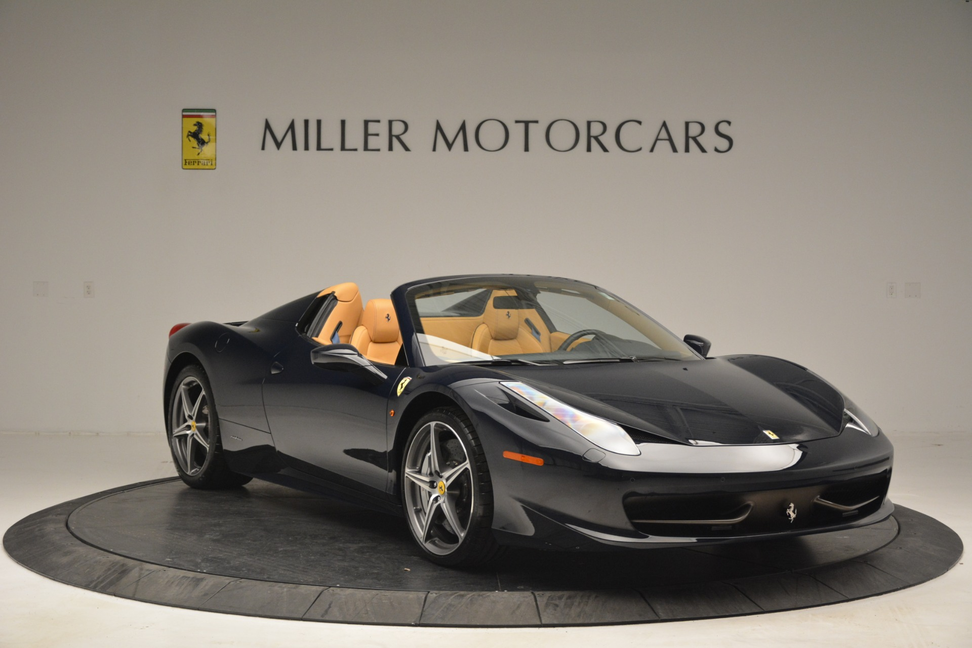 Used 2014 Ferrari 458 Spider  For Sale In Greenwich, CT. Alfa Romeo of Greenwich, 4513 2964_p11