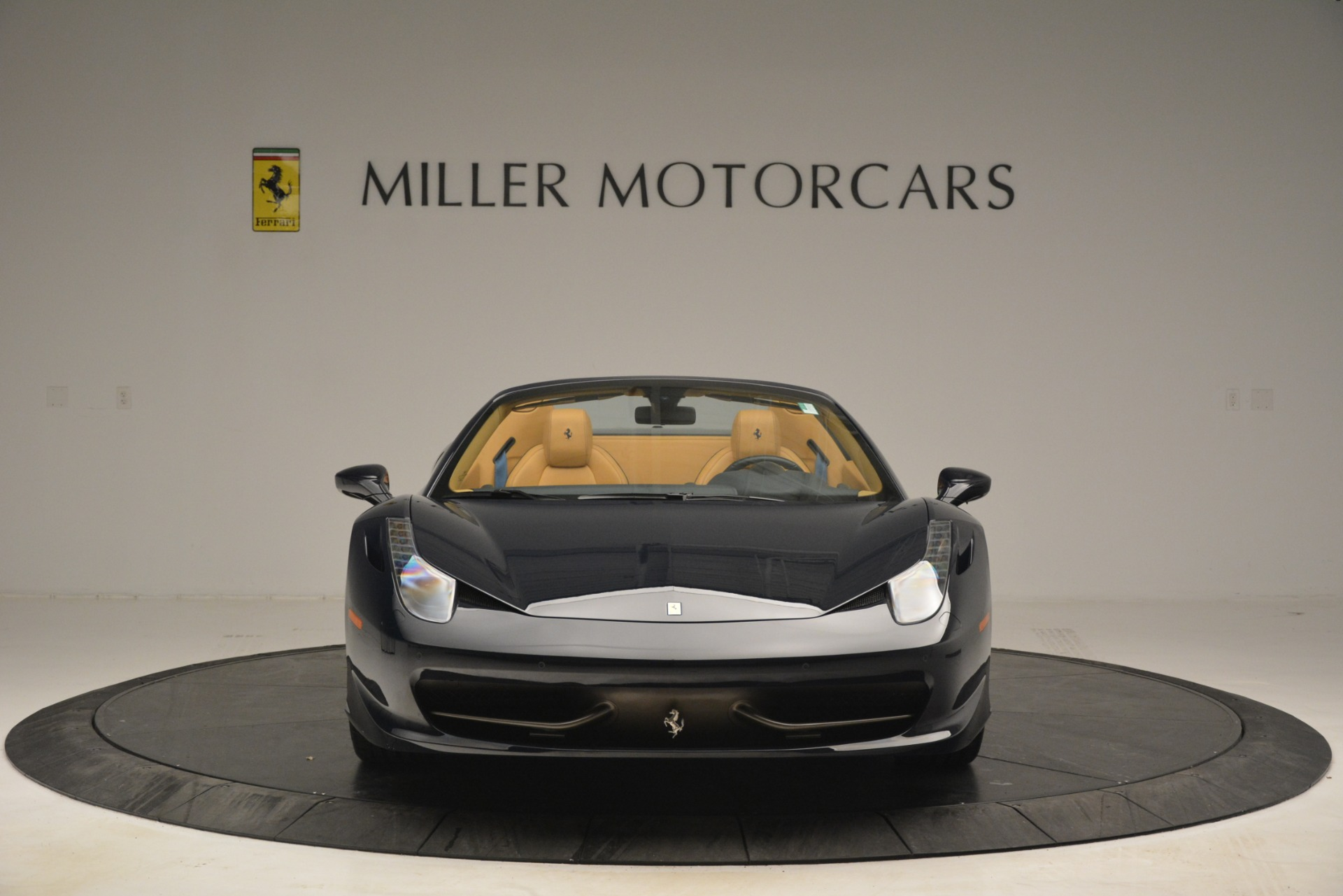 Used 2014 Ferrari 458 Spider  For Sale In Greenwich, CT. Alfa Romeo of Greenwich, 4513 2964_p12