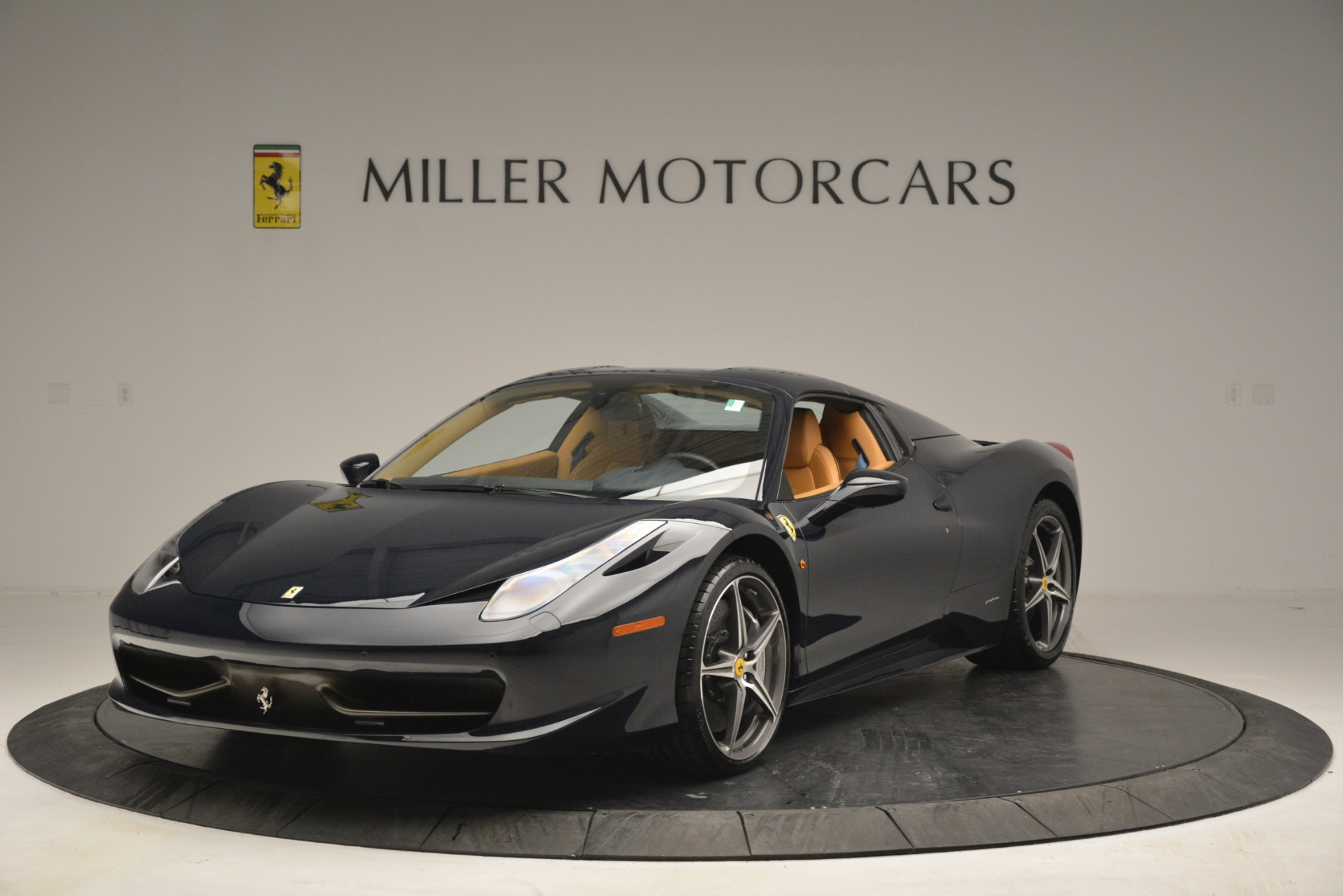 Used 2014 Ferrari 458 Spider  For Sale In Greenwich, CT. Alfa Romeo of Greenwich, 4513 2964_p13